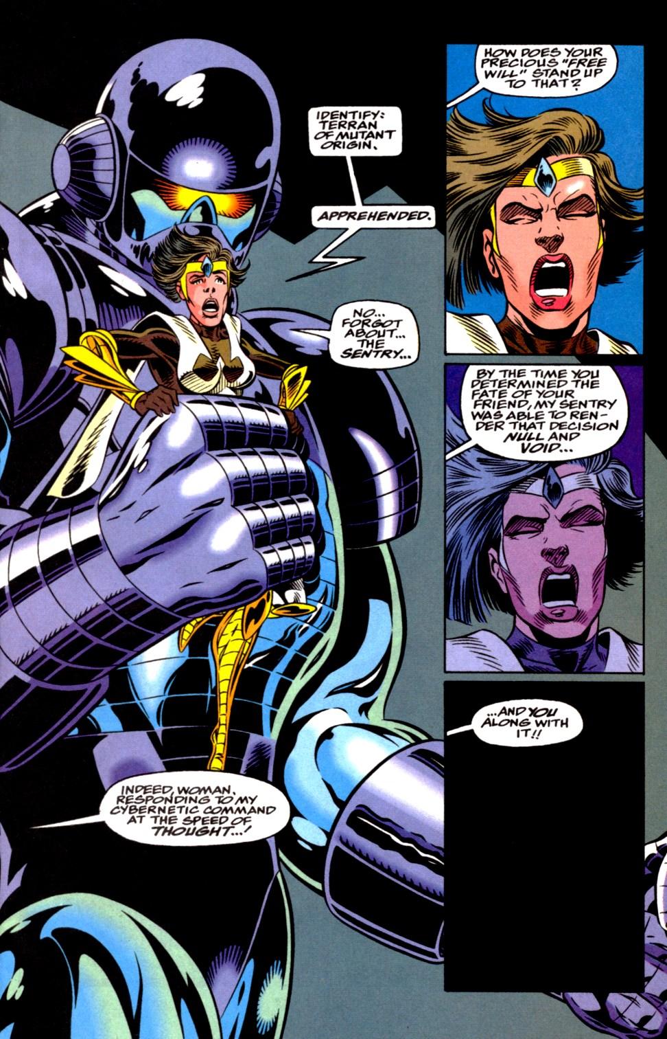Read online Blackwulf comic -  Issue #4 - 22