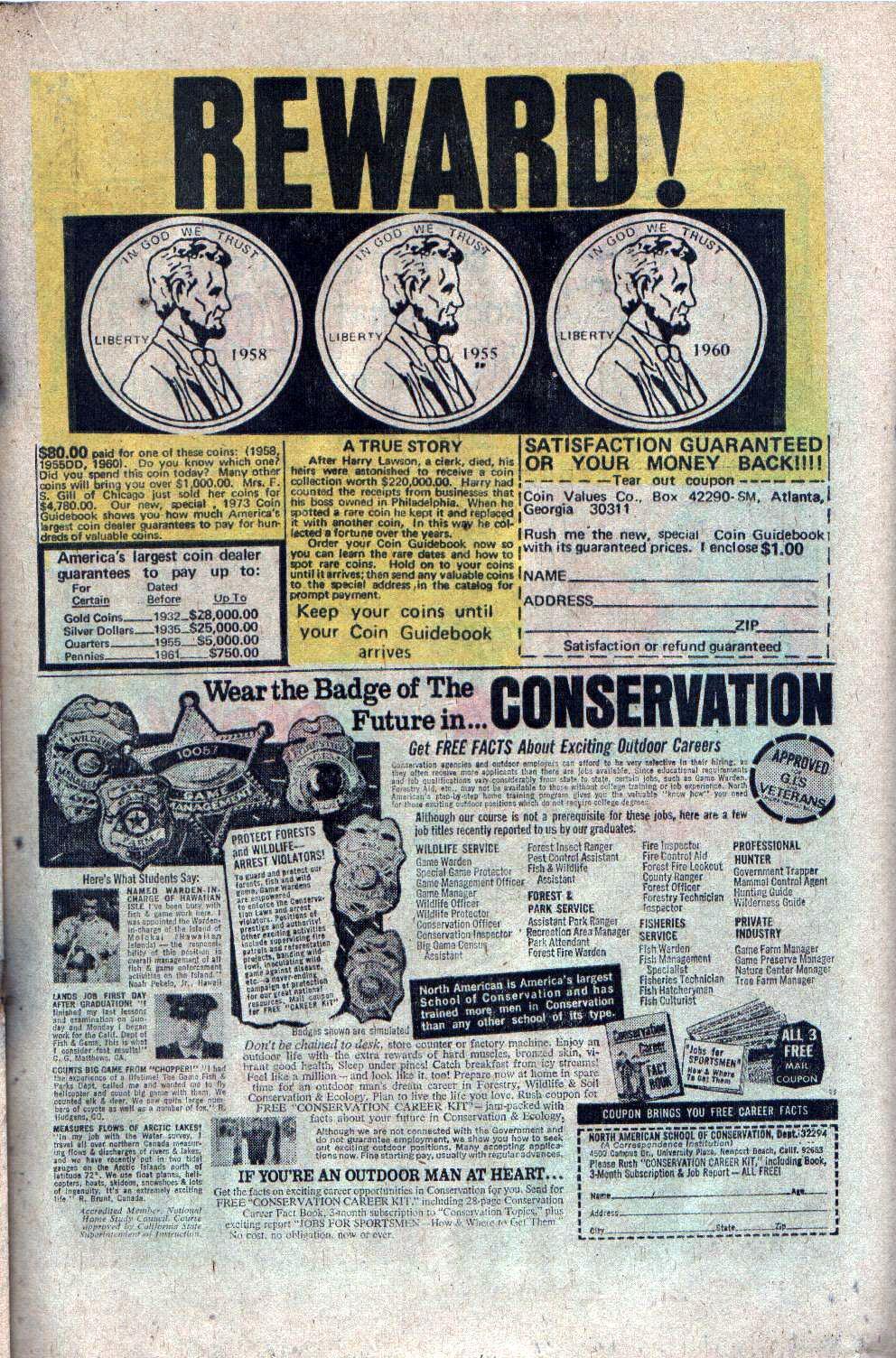 Read online Adventure Comics (1938) comic -  Issue #427 - 21