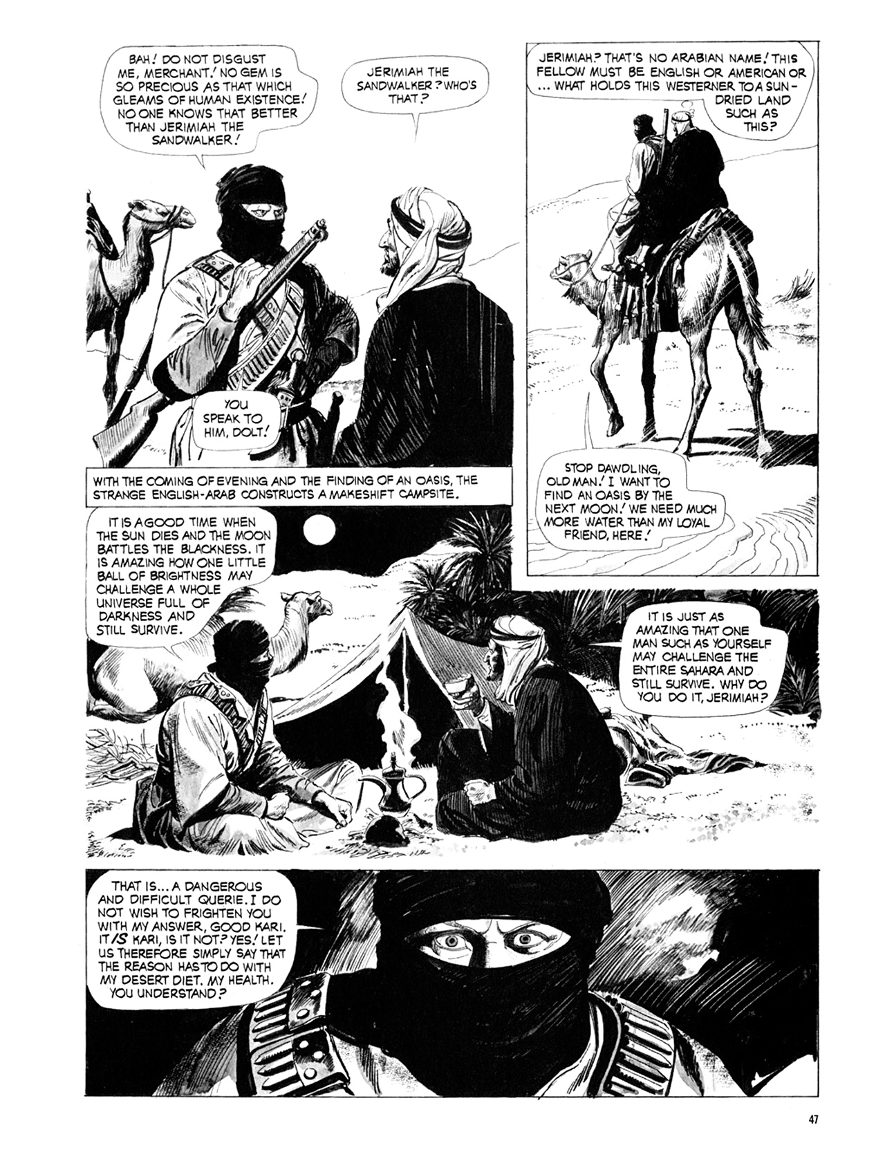 Read online Eerie Archives comic -  Issue # TPB 10 - 48