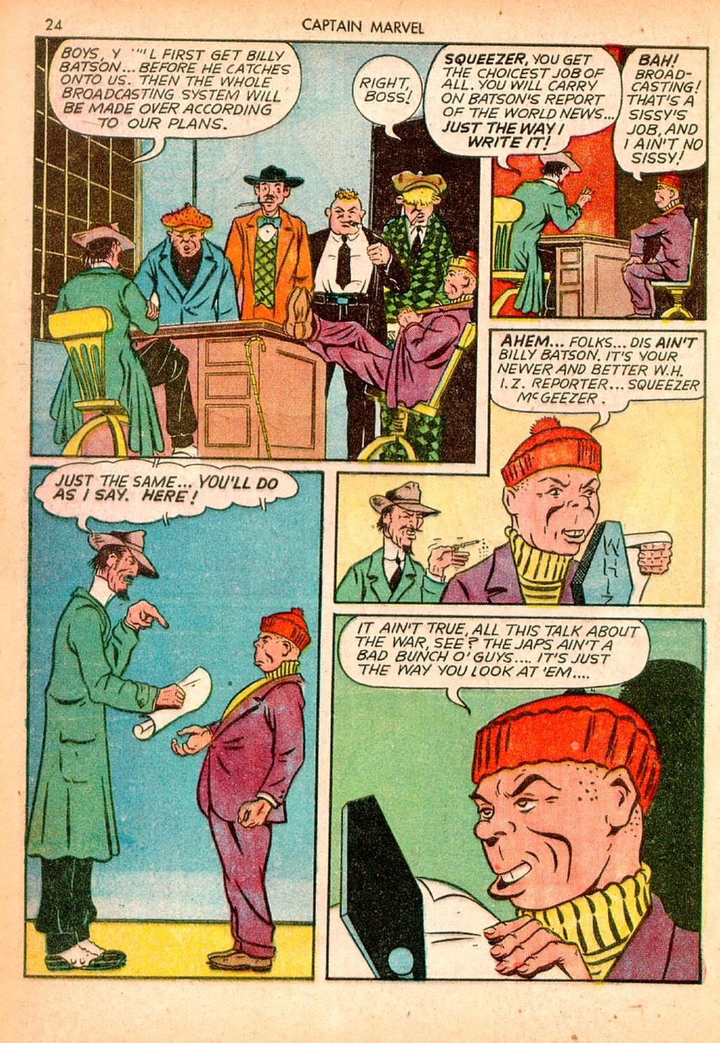 Captain Marvel Adventures issue 10 - Page 24