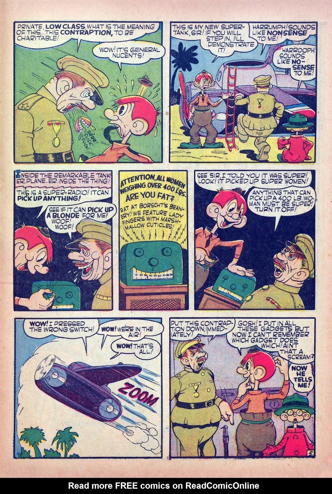Read online Joker Comics comic -  Issue #13 - 53
