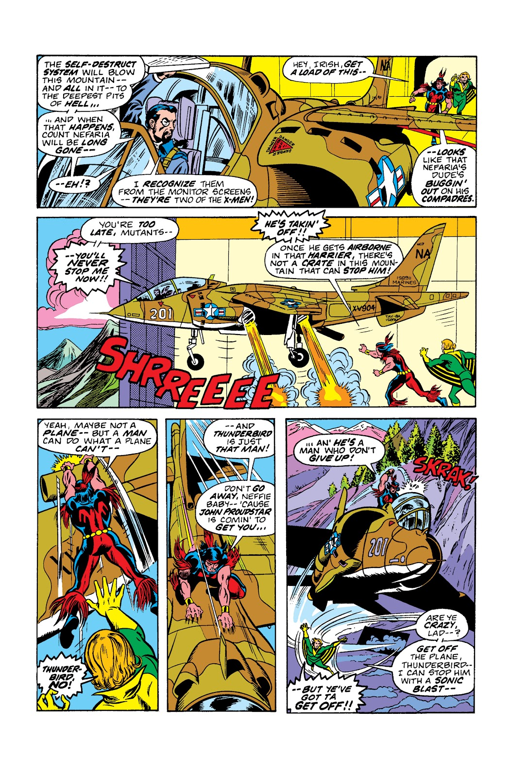 Uncanny X-Men (1963) issue 95 - Page 16