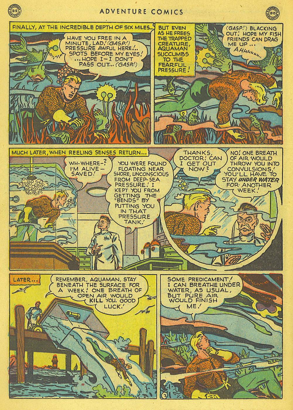 Read online Adventure Comics (1938) comic -  Issue #138 - 26