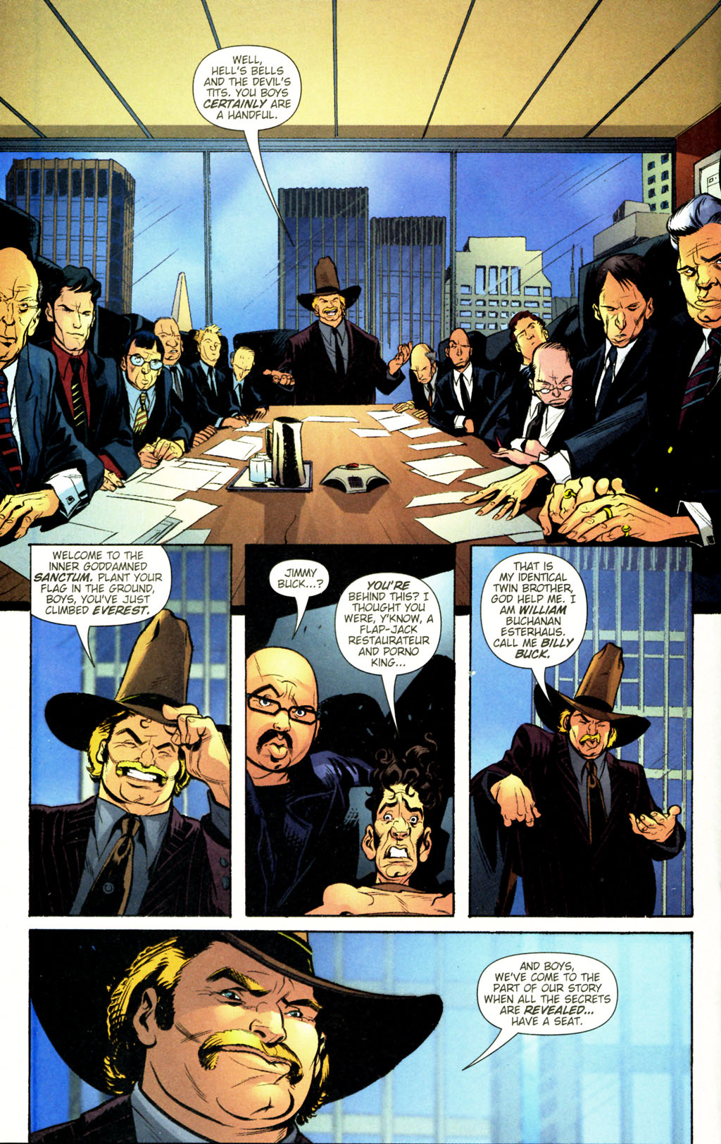 Read online Caper comic -  Issue #12 - 15