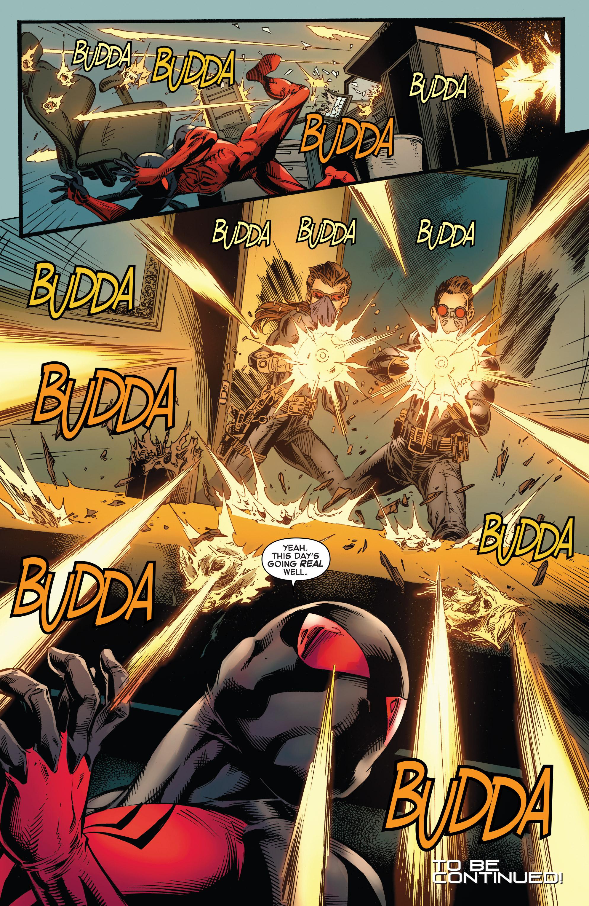 Read online Ben Reilly: Scarlet Spider comic -  Issue #2 - 22