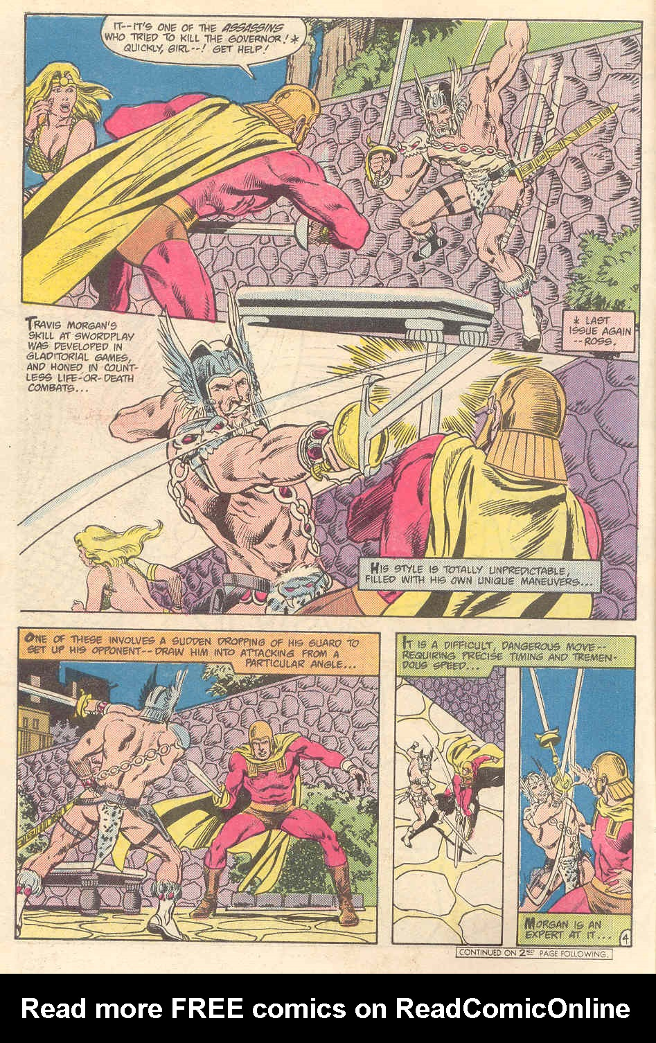 Warlord (1976) issue 89 - Page 4