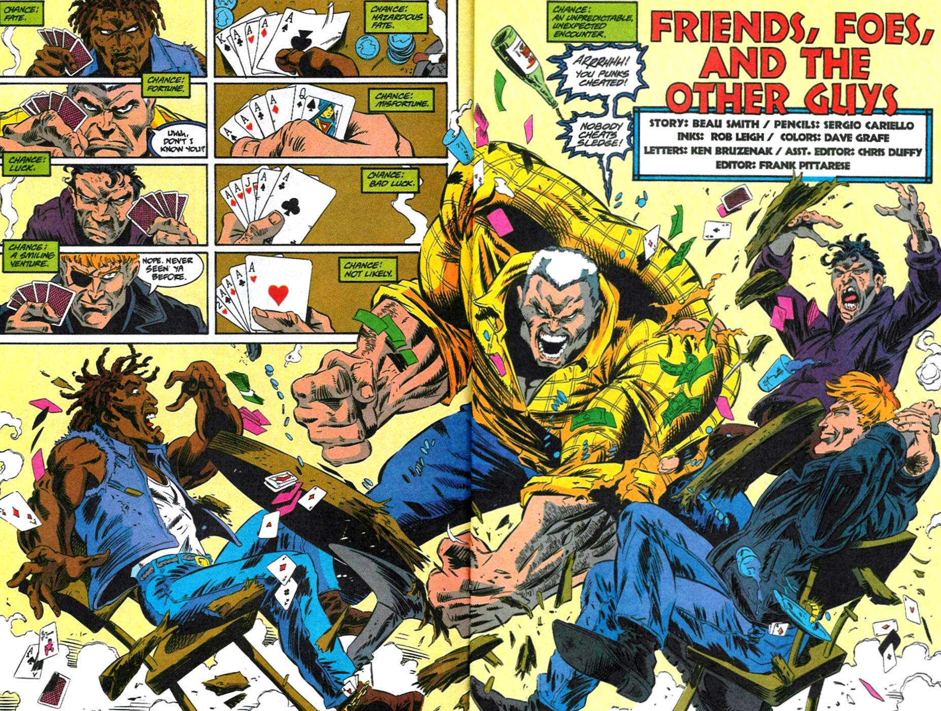 Read online Showcase '96 comic -  Issue #1 - 3