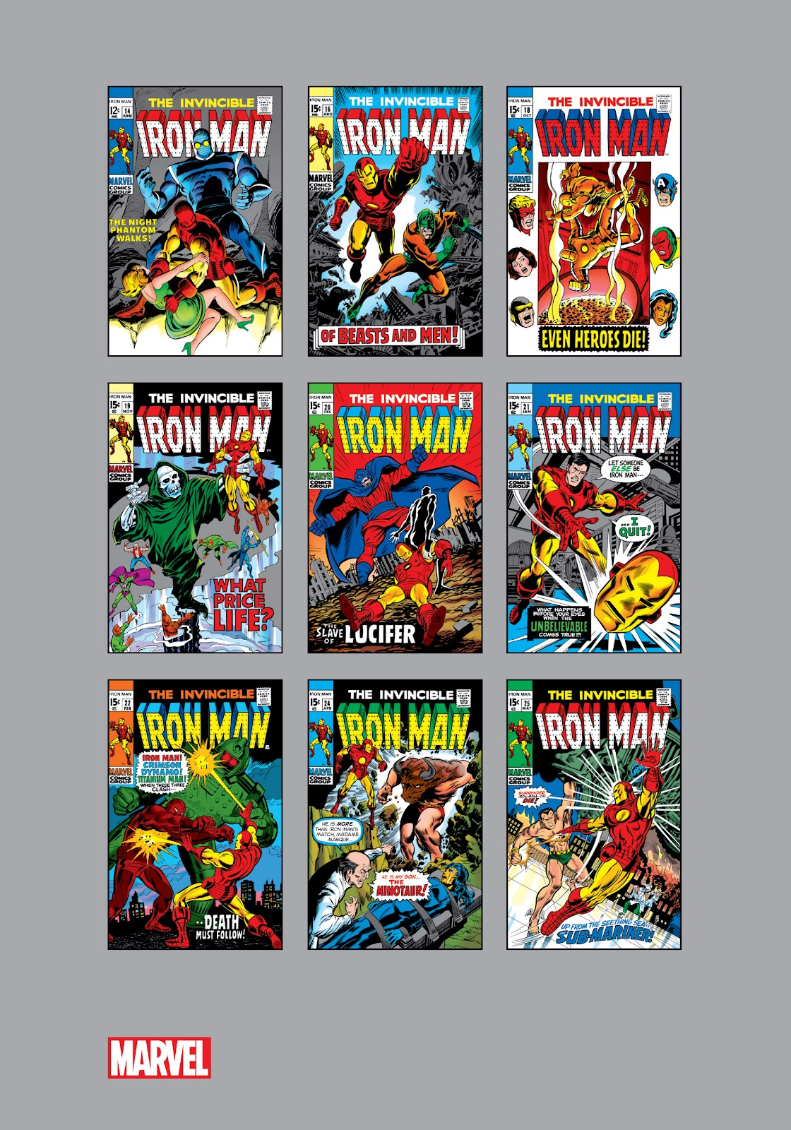 Read online Marvel Masterworks: The Invincible Iron Man comic -  Issue # TPB 6 (Part 3) - 42
