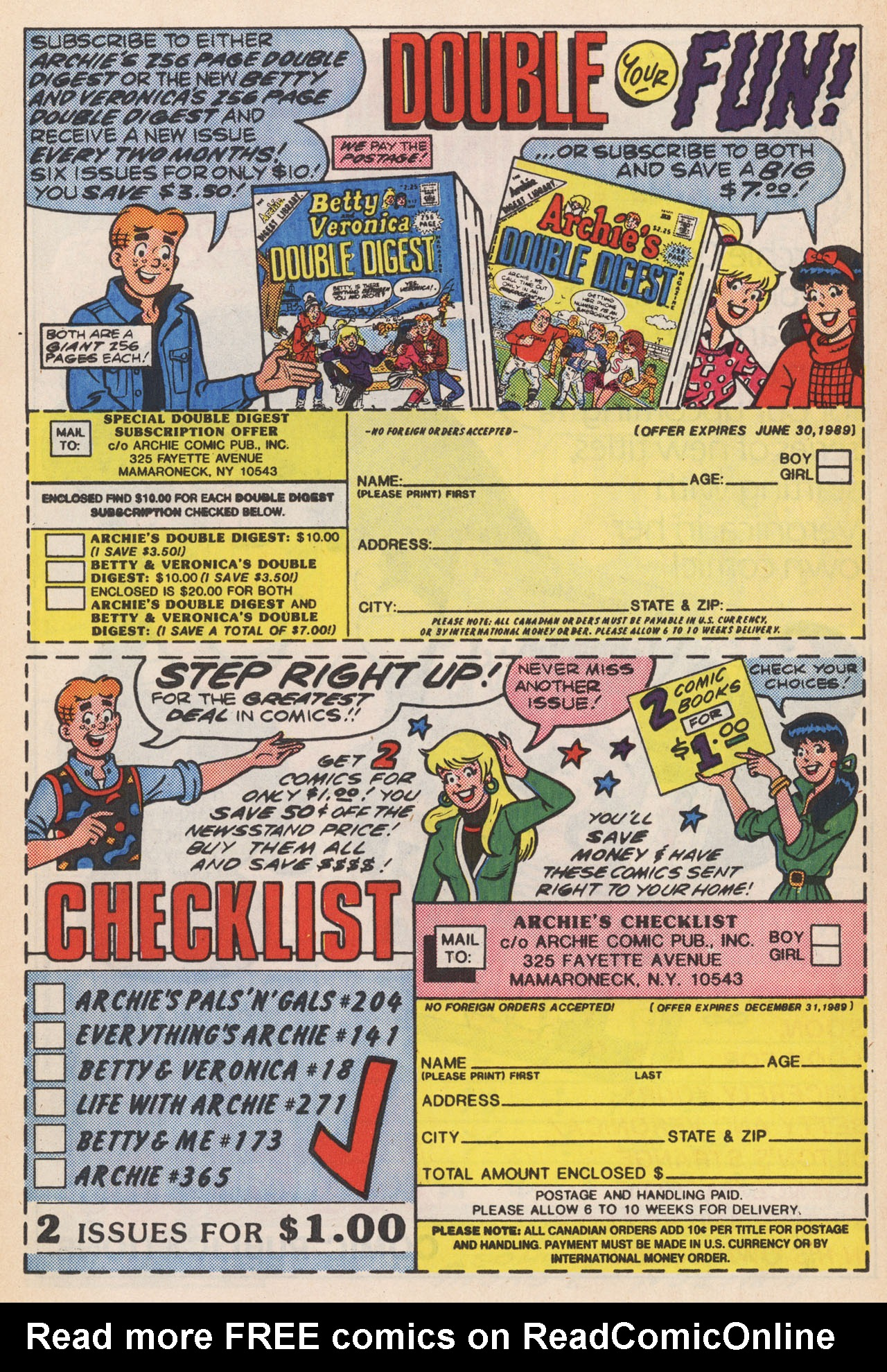 Read online Archie (1960) comic -  Issue #364 - 25