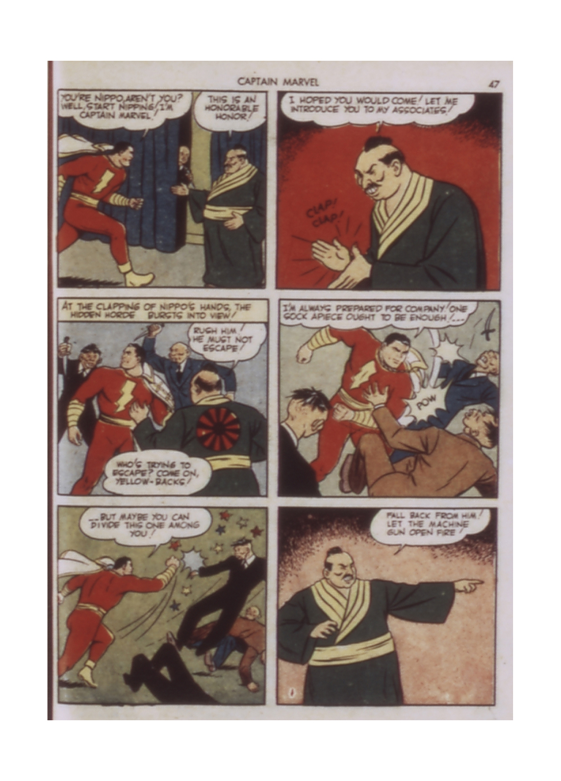 Captain Marvel Adventures issue 9 - Page 47