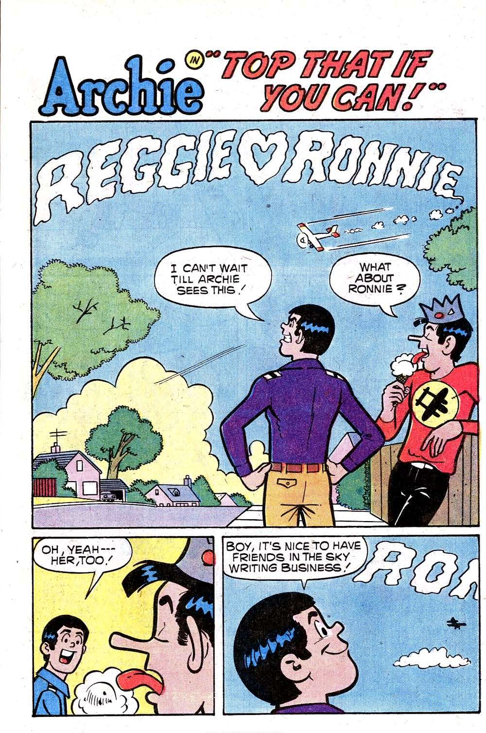 Read online Archie (1960) comic -  Issue #265 - 29