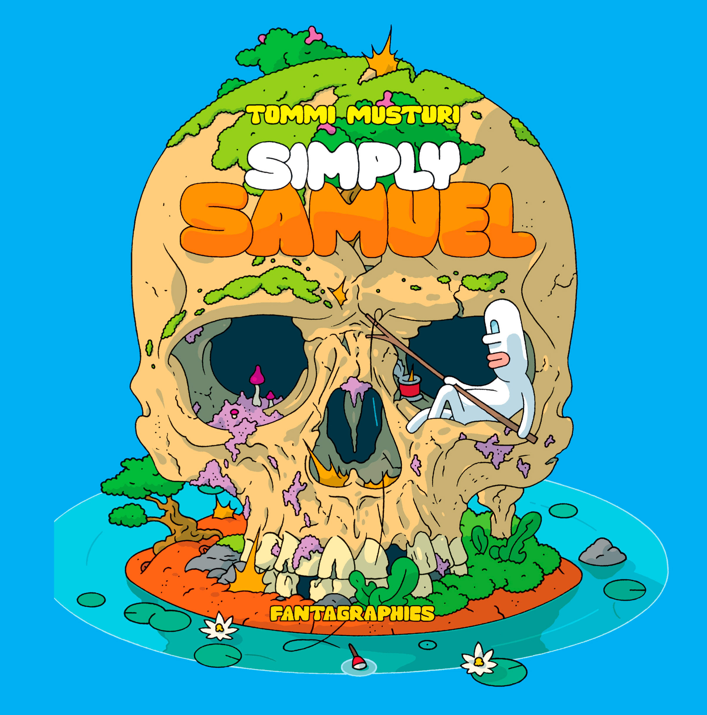 Read online Simply Samuel comic -  Issue # TPB - 1