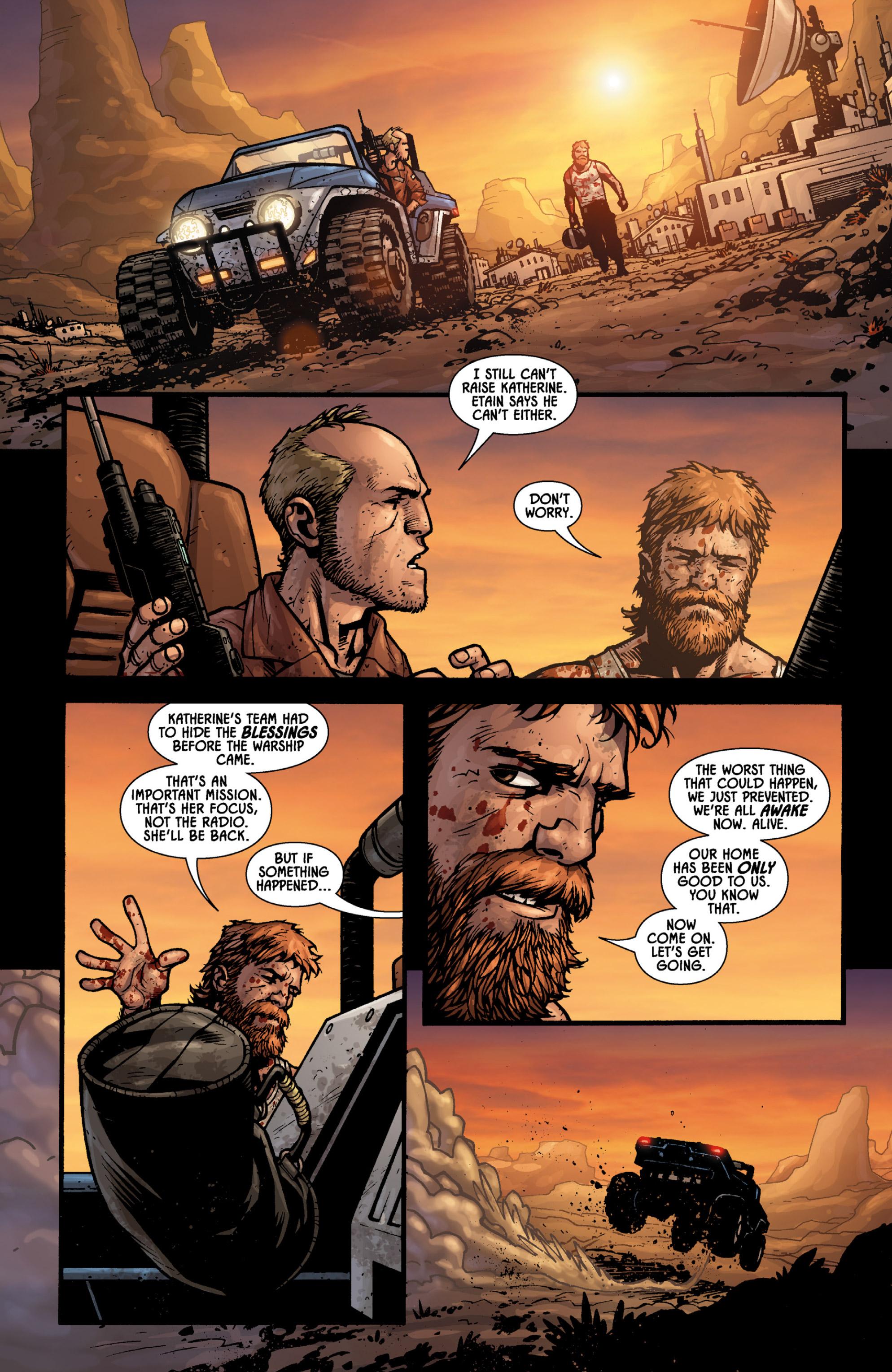 Read online Aliens (2009) comic -  Issue # TPB - 32