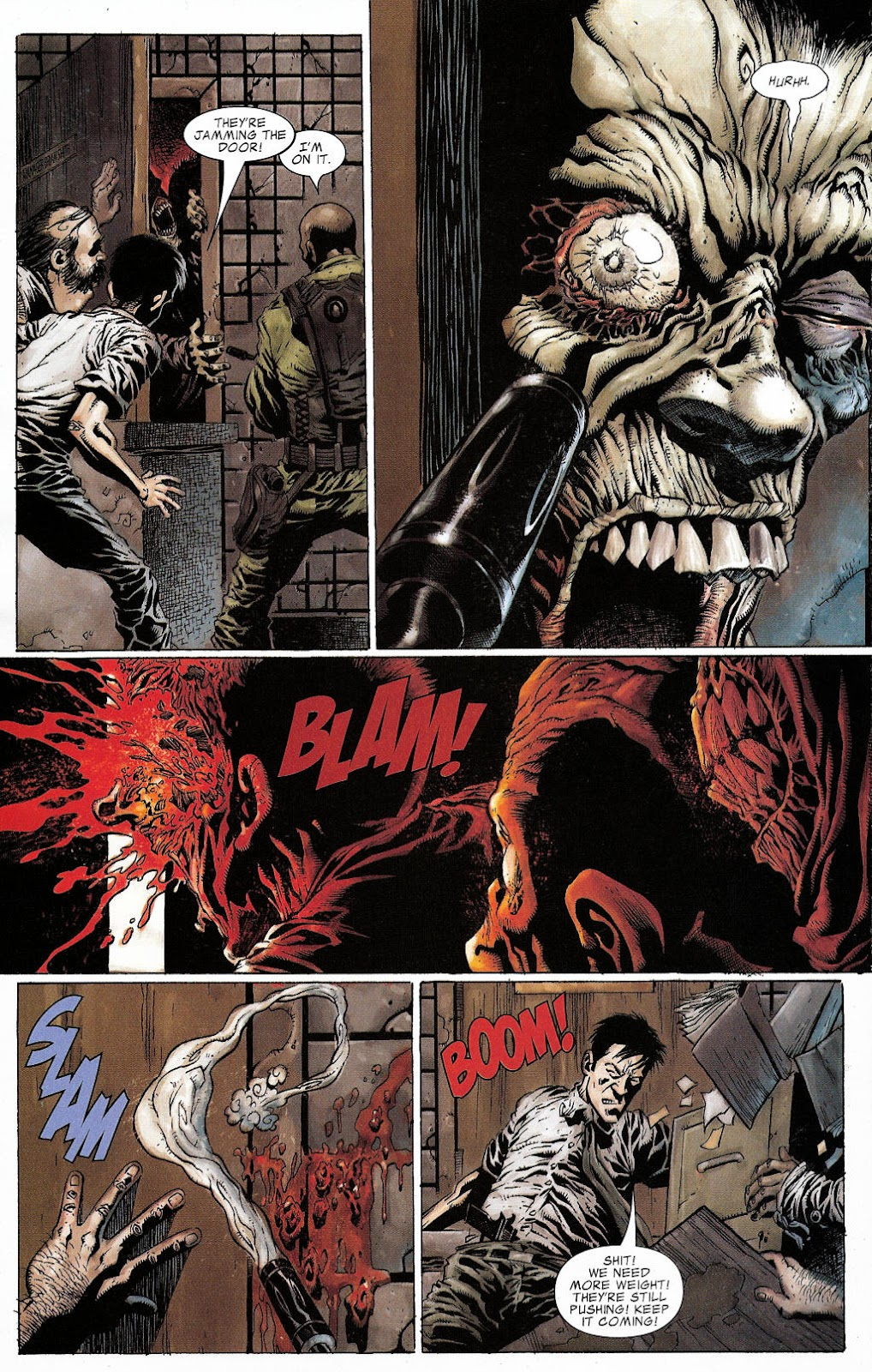 Read online Zombie (2006) comic -  Issue #2 - 11