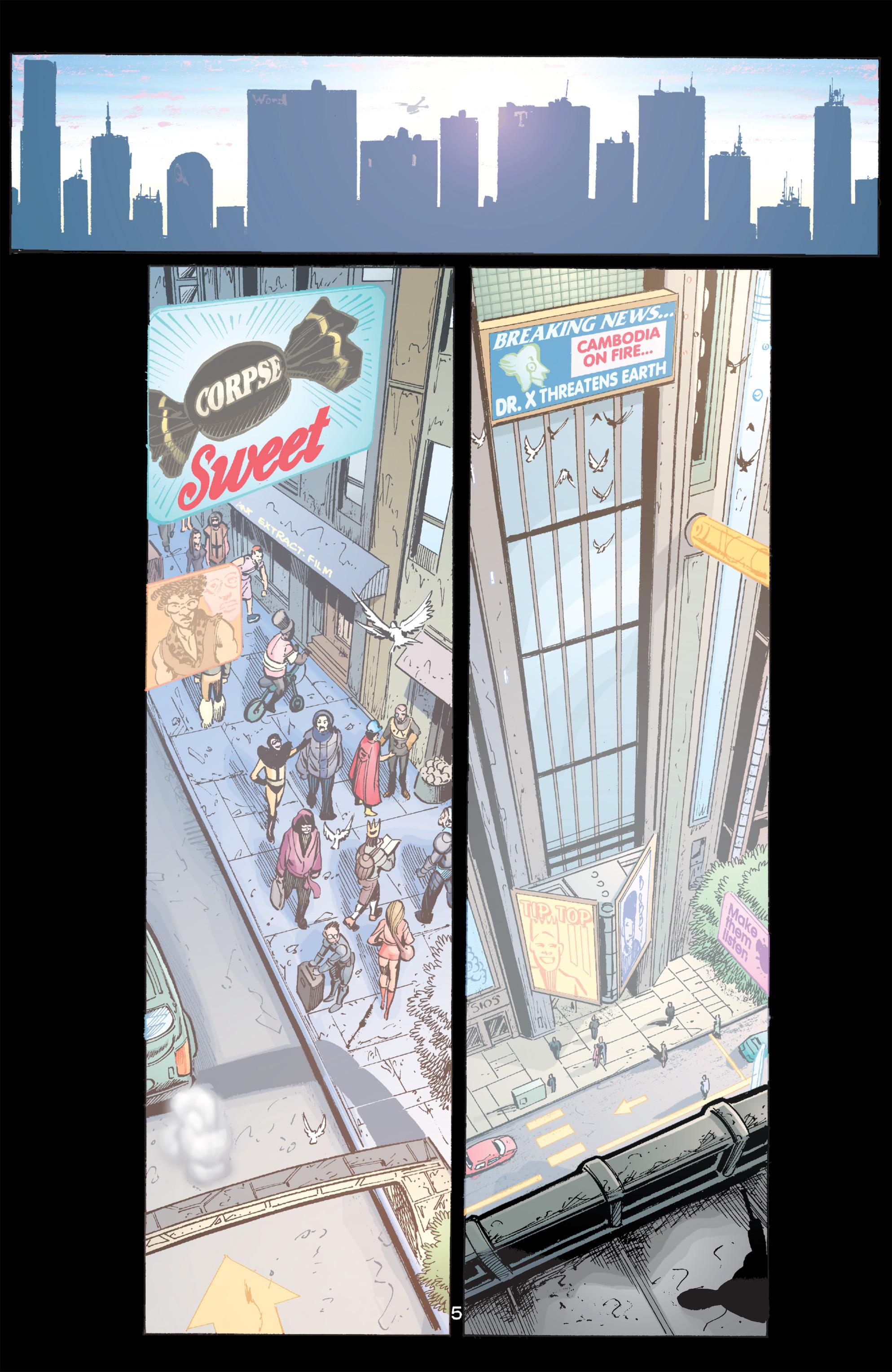 Read online Transmetropolitan comic -  Issue #43 - 6
