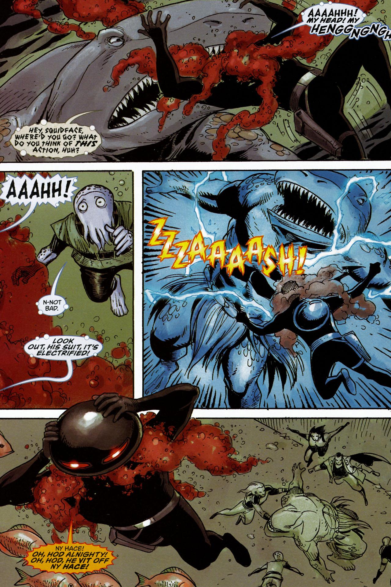 Read online Aquaman: Sword of Atlantis comic -  Issue #53 - 20
