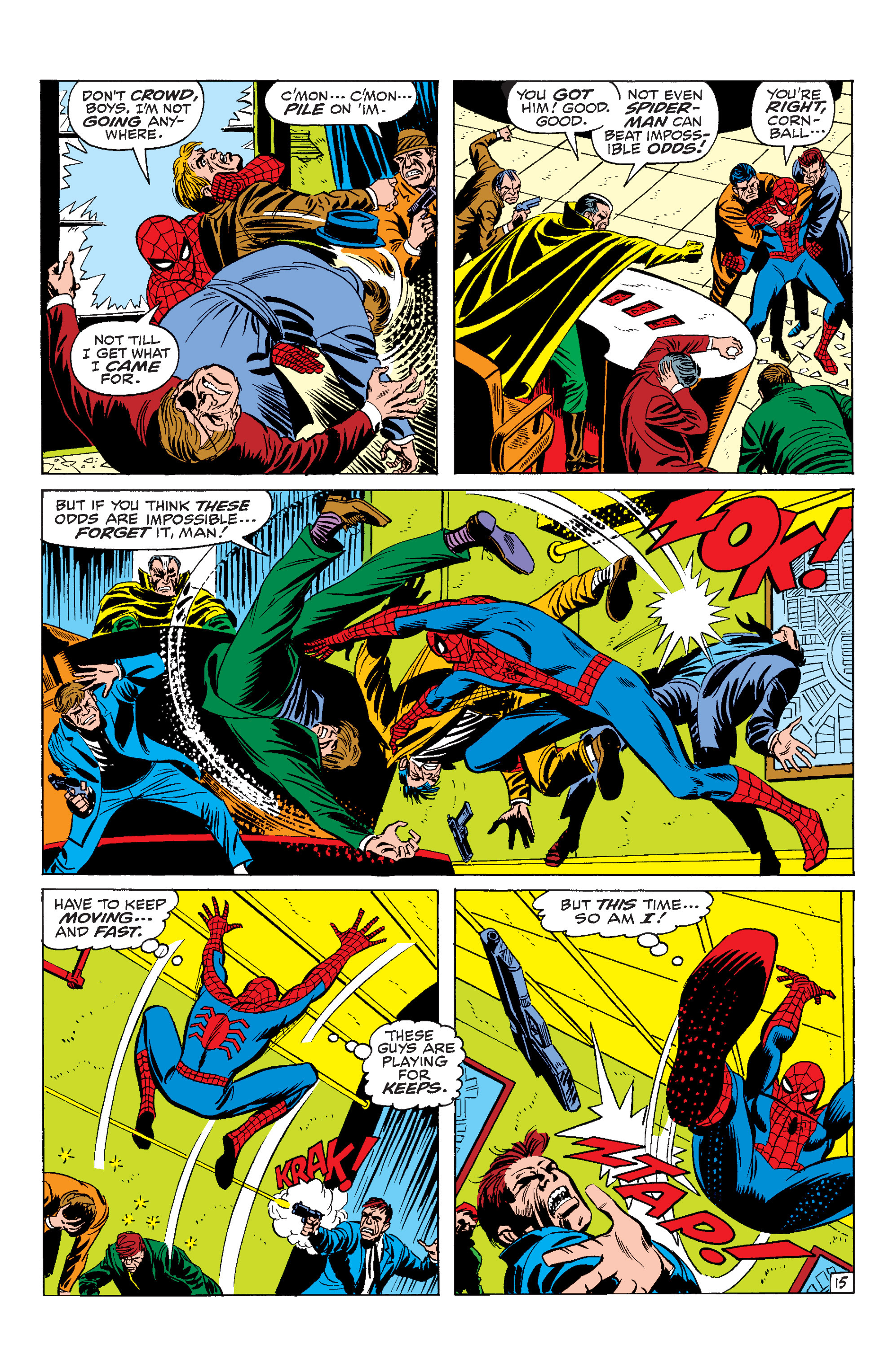 The Amazing Spider-Man (1963) 83 Page 15