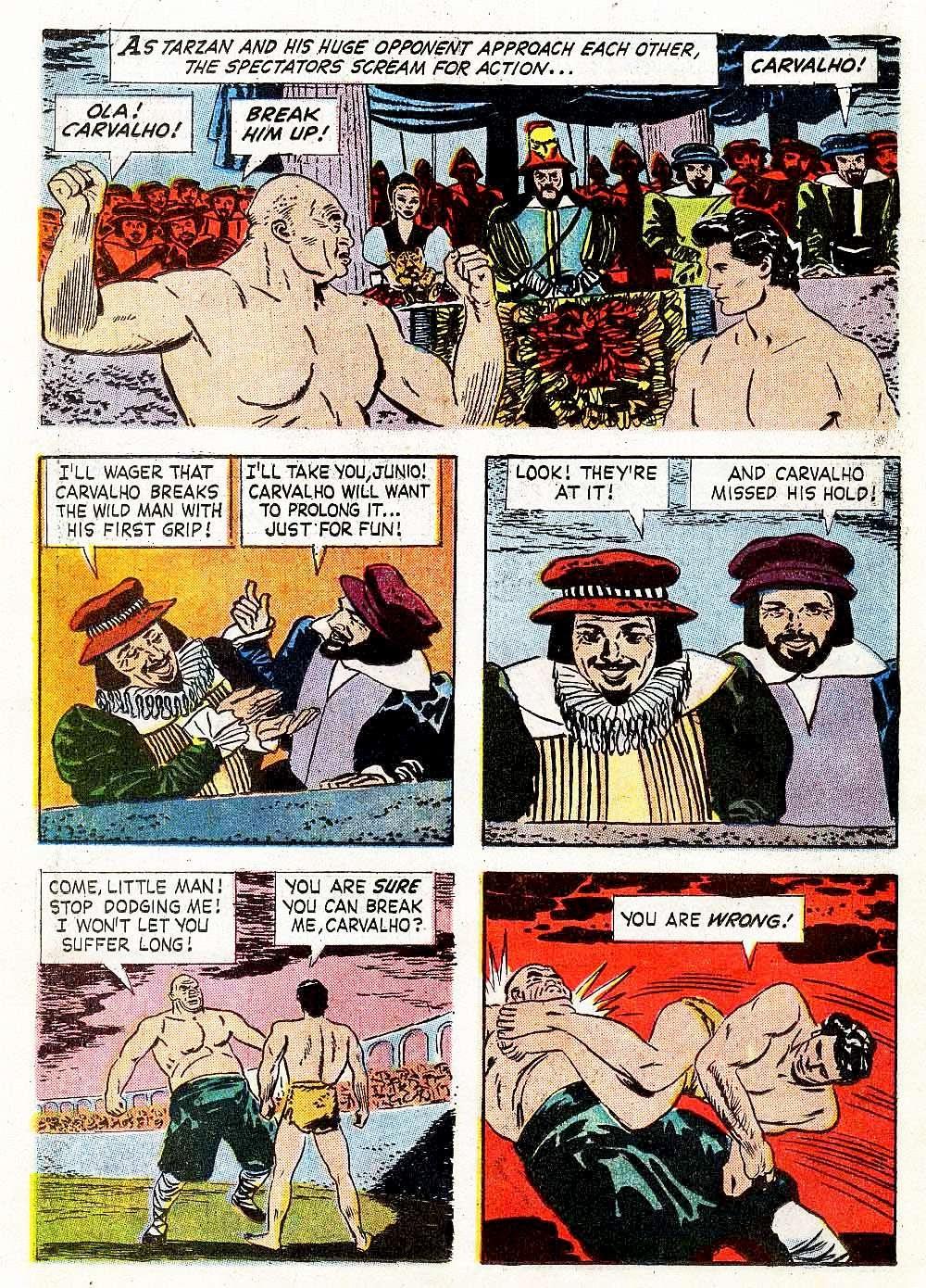 Tarzan (1962) issue 136 - Page 14