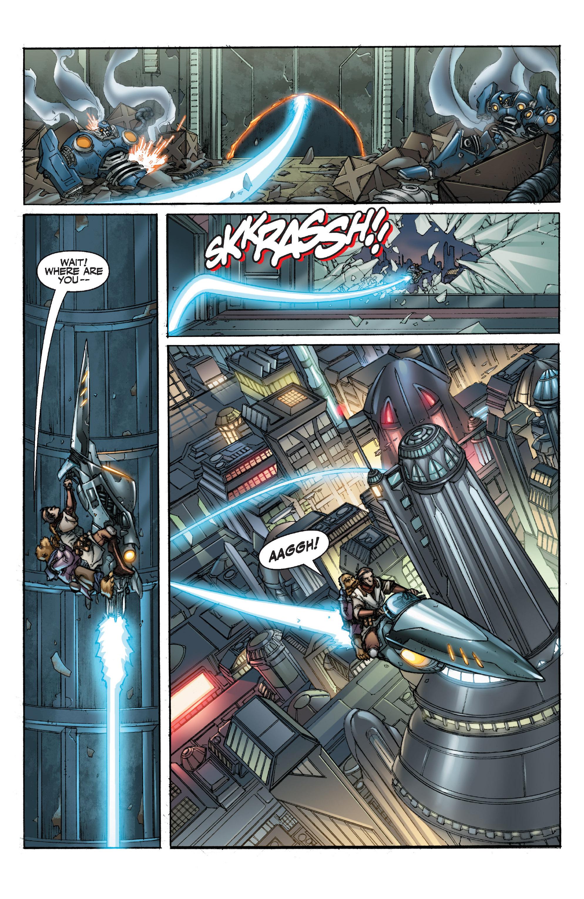 Read online Star Wars Omnibus comic -  Issue # Vol. 29 - 45