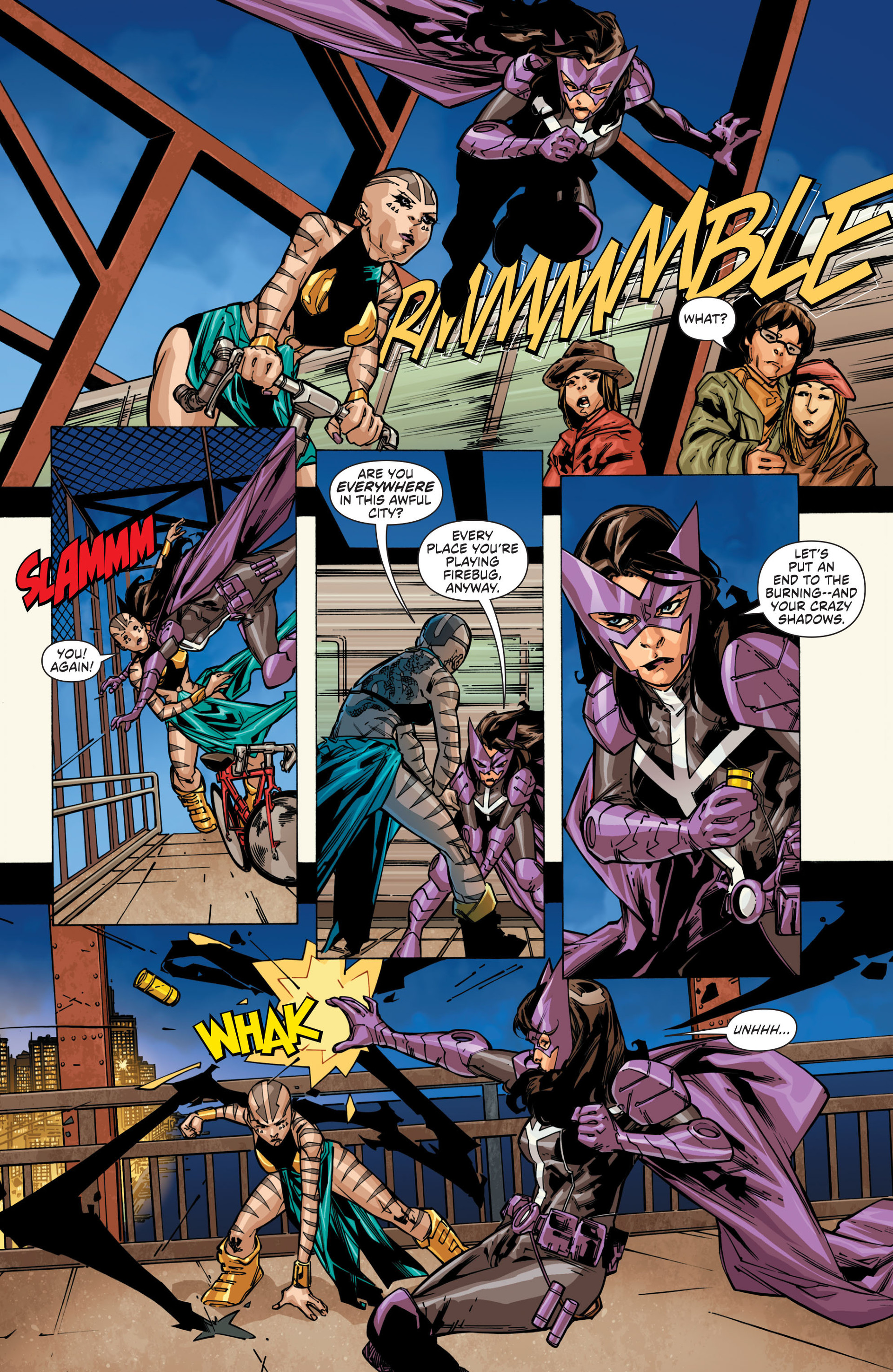 Read online Worlds' Finest comic -  Issue #17 - 13