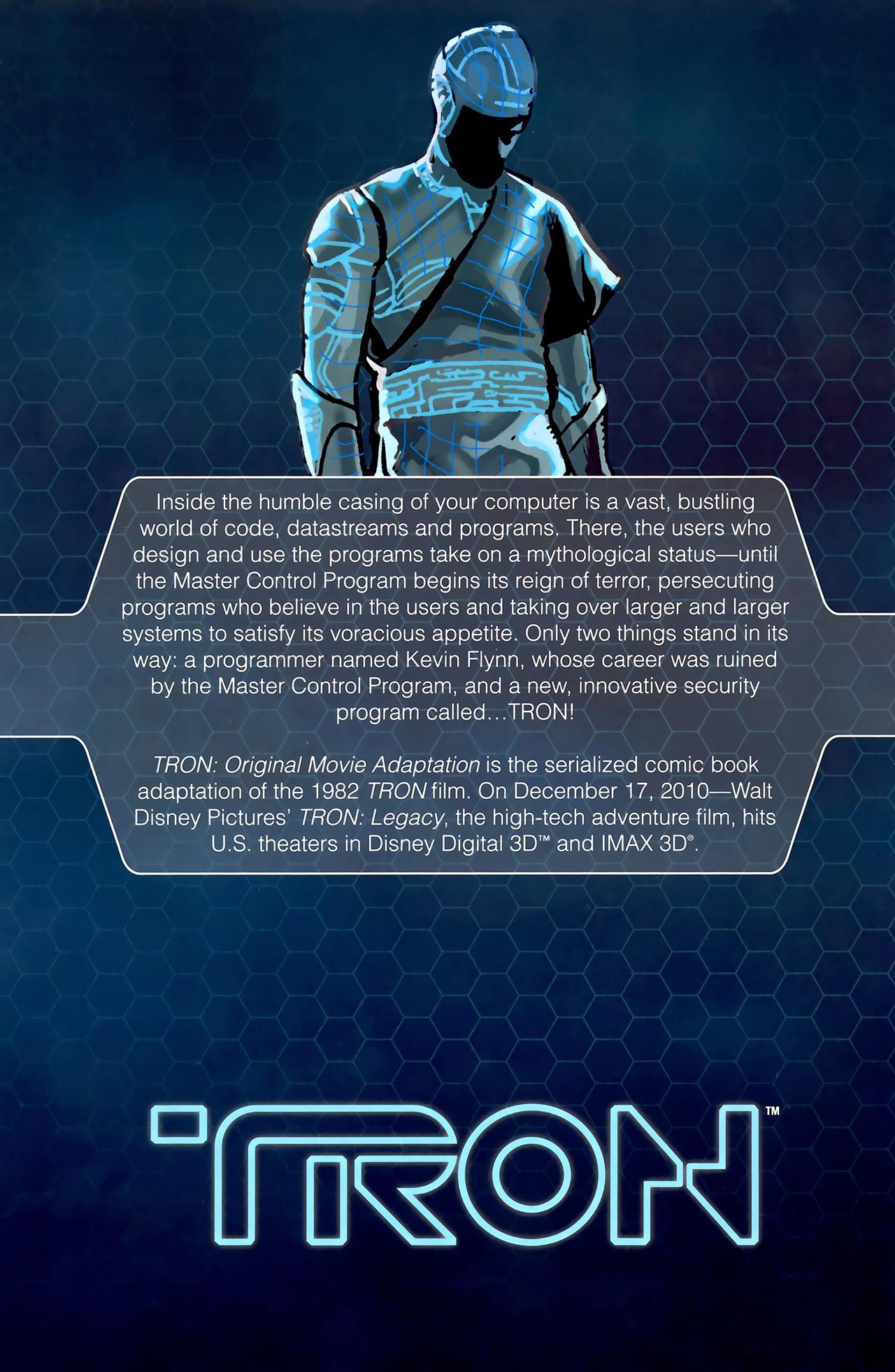 Read online TRON: Original Movie Adaptation comic -  Issue #2 - 42