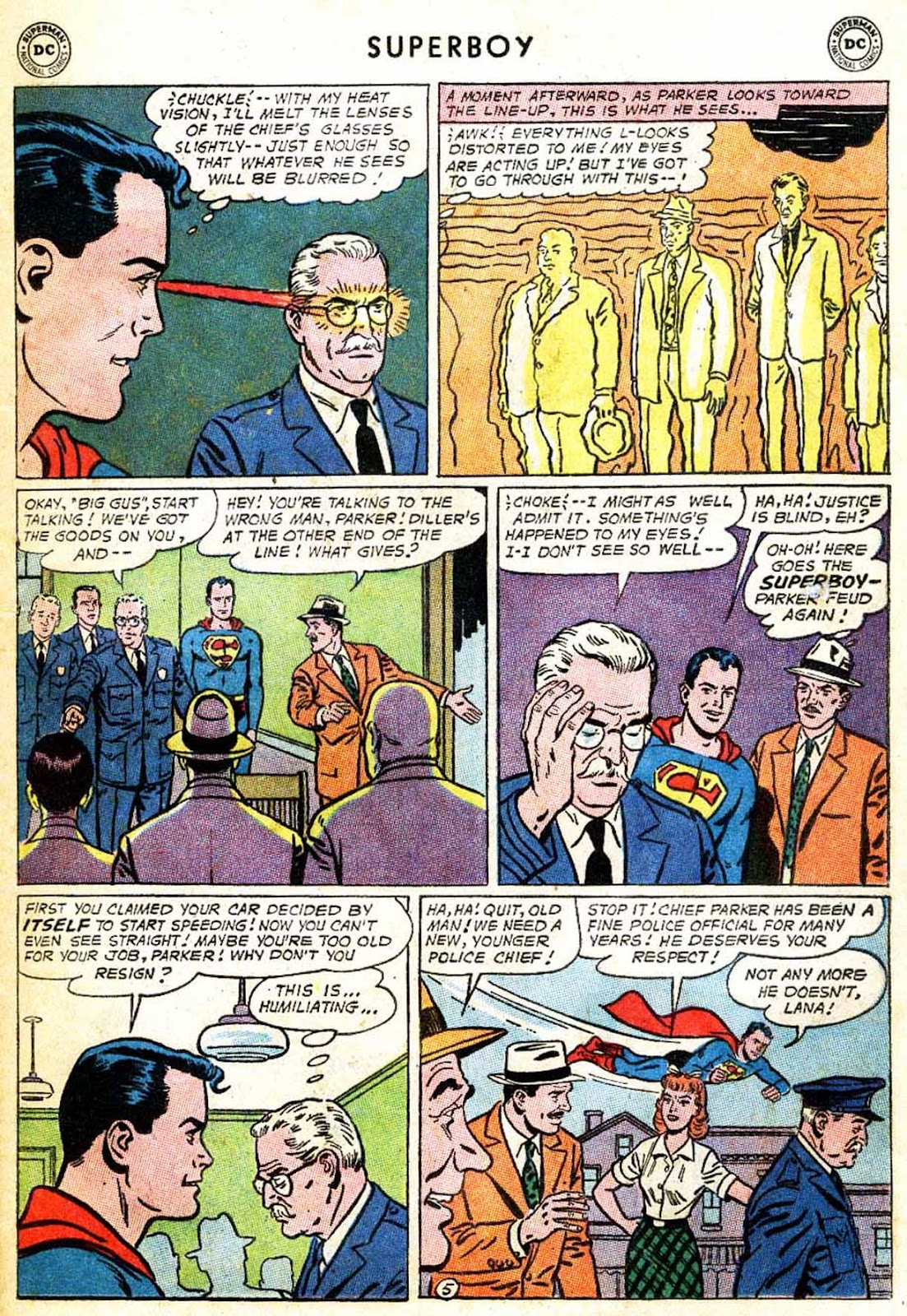 Superboy (1949) issue 116 - Page 22