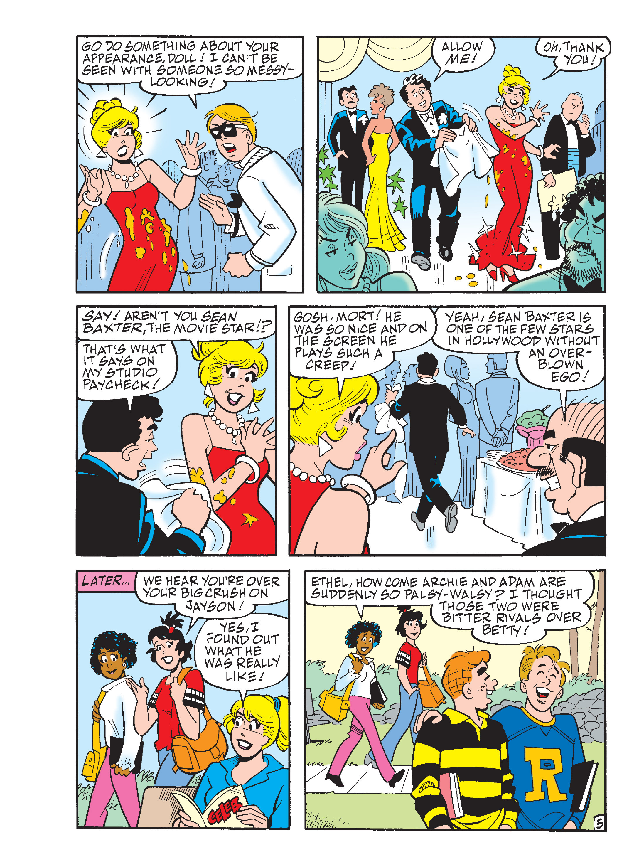 Read online Archie Giant Comics Collection comic -  Issue #Archie Giant Comics Collection TPB (Part 2) - 199