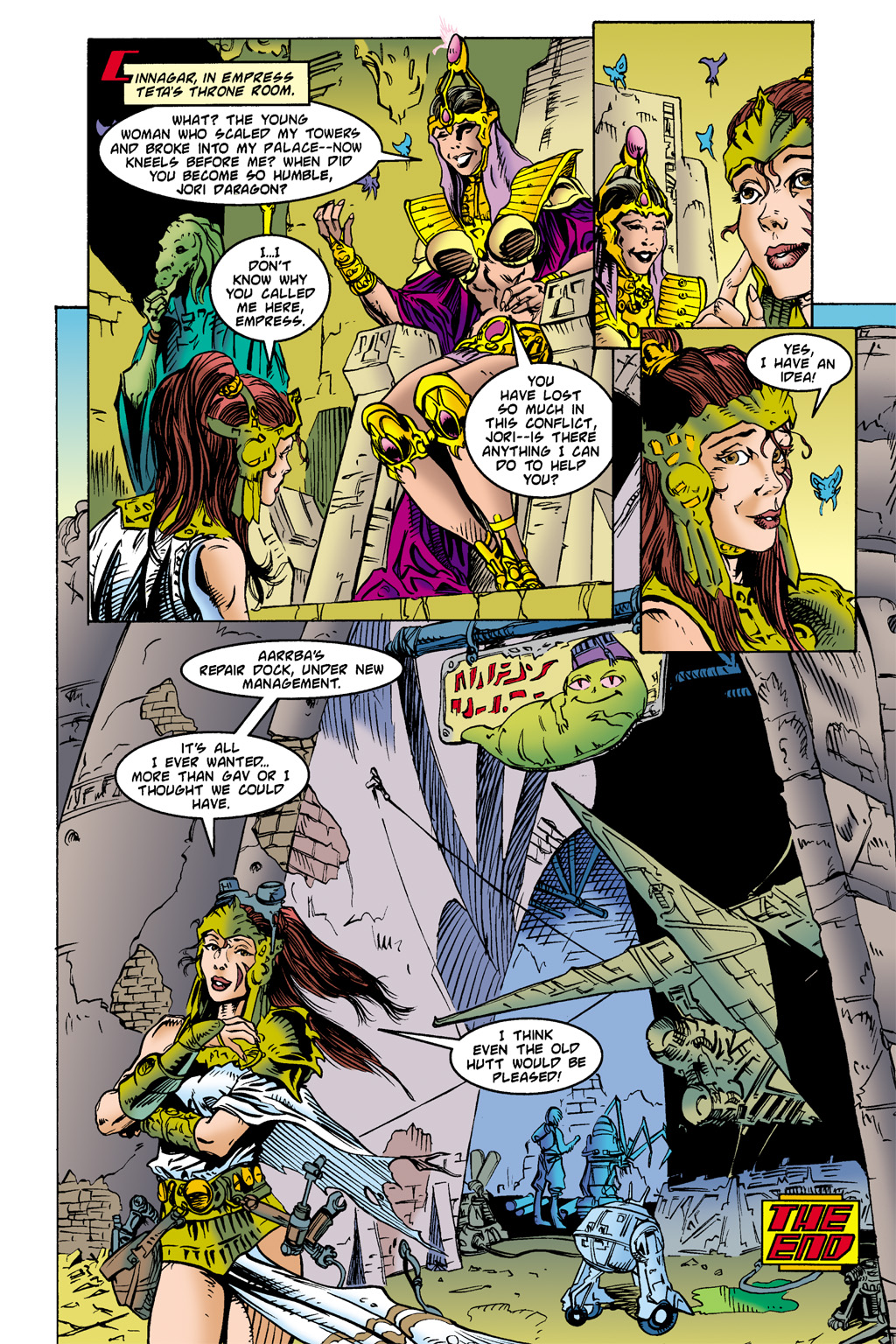 Read online Star Wars Omnibus comic -  Issue # Vol. 4 - 254