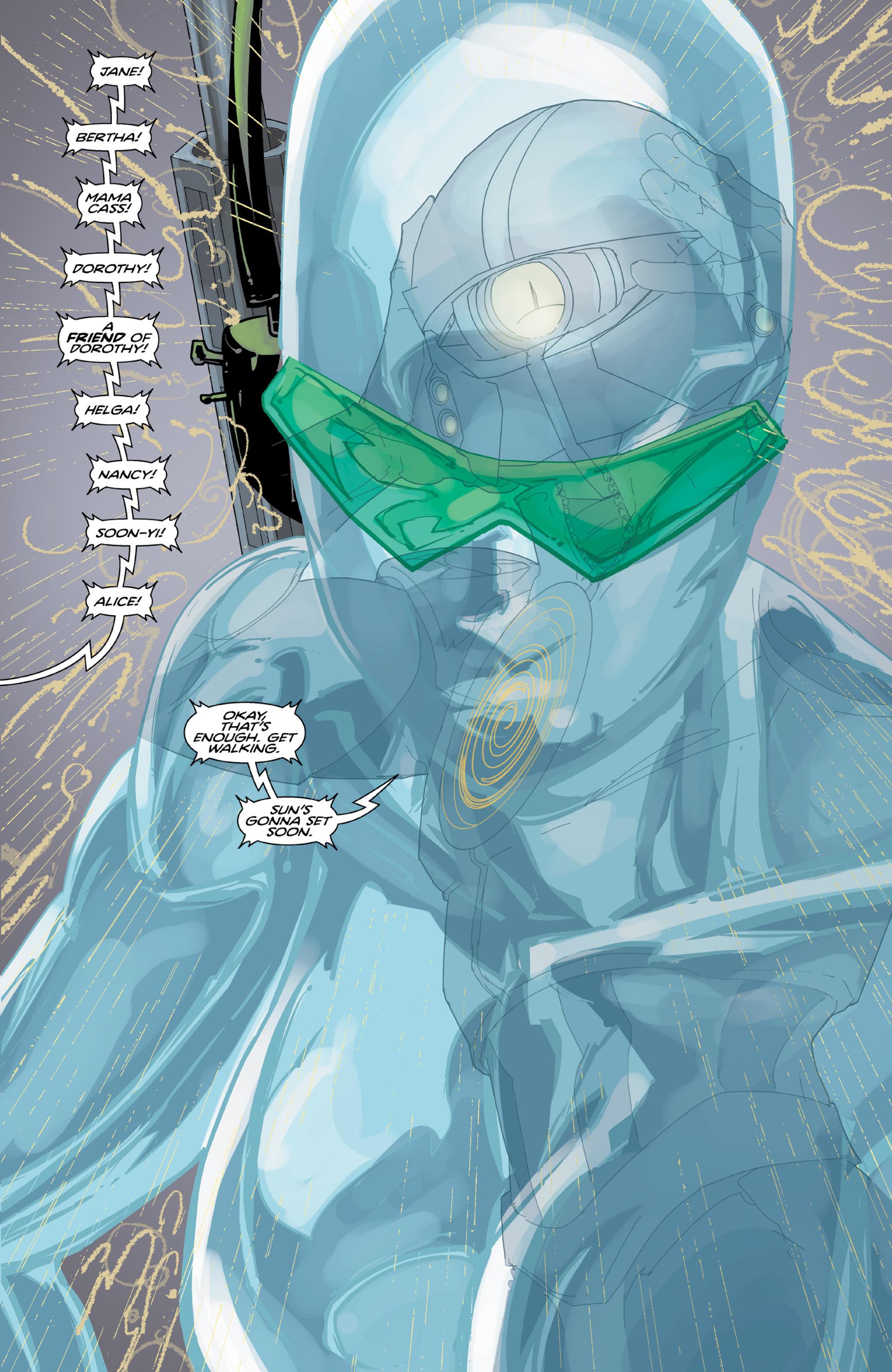Read online Brain Boy:  The Men from G.E.S.T.A.L.T. comic -  Issue # TPB - 44