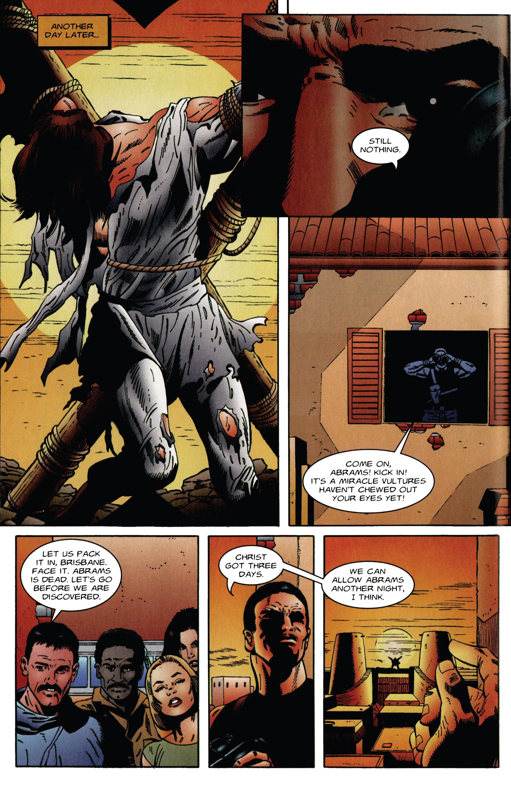 Read online Eternal Warrior (1992) comic -  Issue #48 - 10