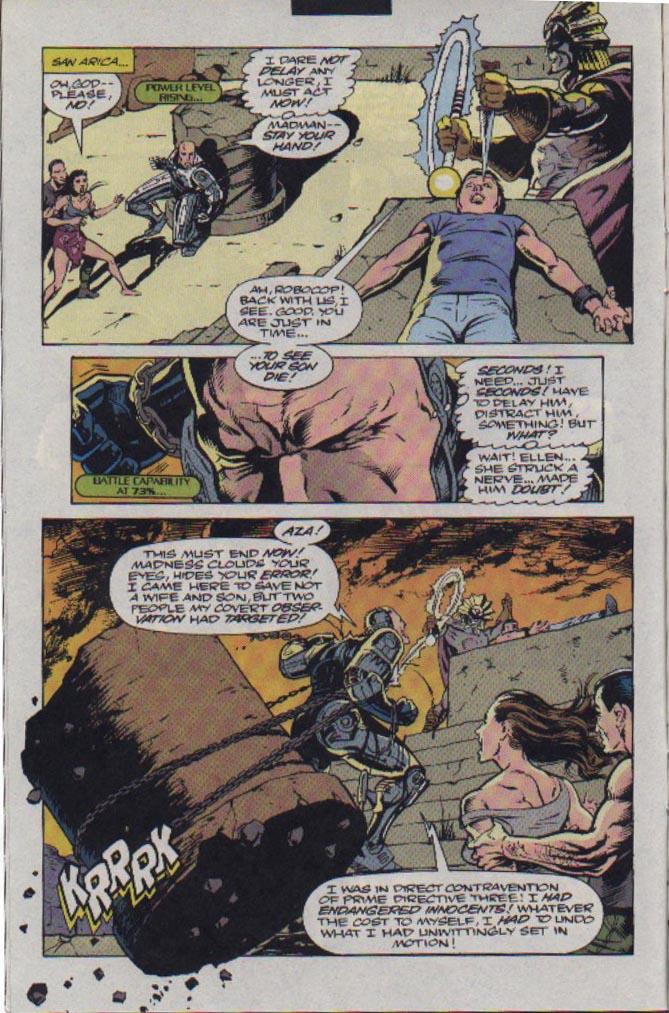 Read online Robocop (1990) comic -  Issue #23 - 8
