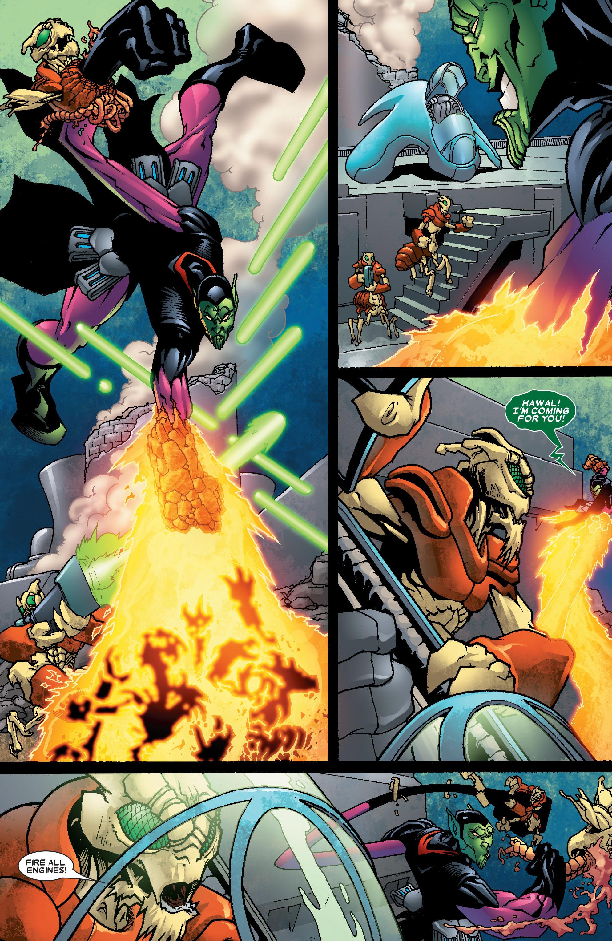 Read online Annihilation: Super-Skrull comic -  Issue #2 - 15