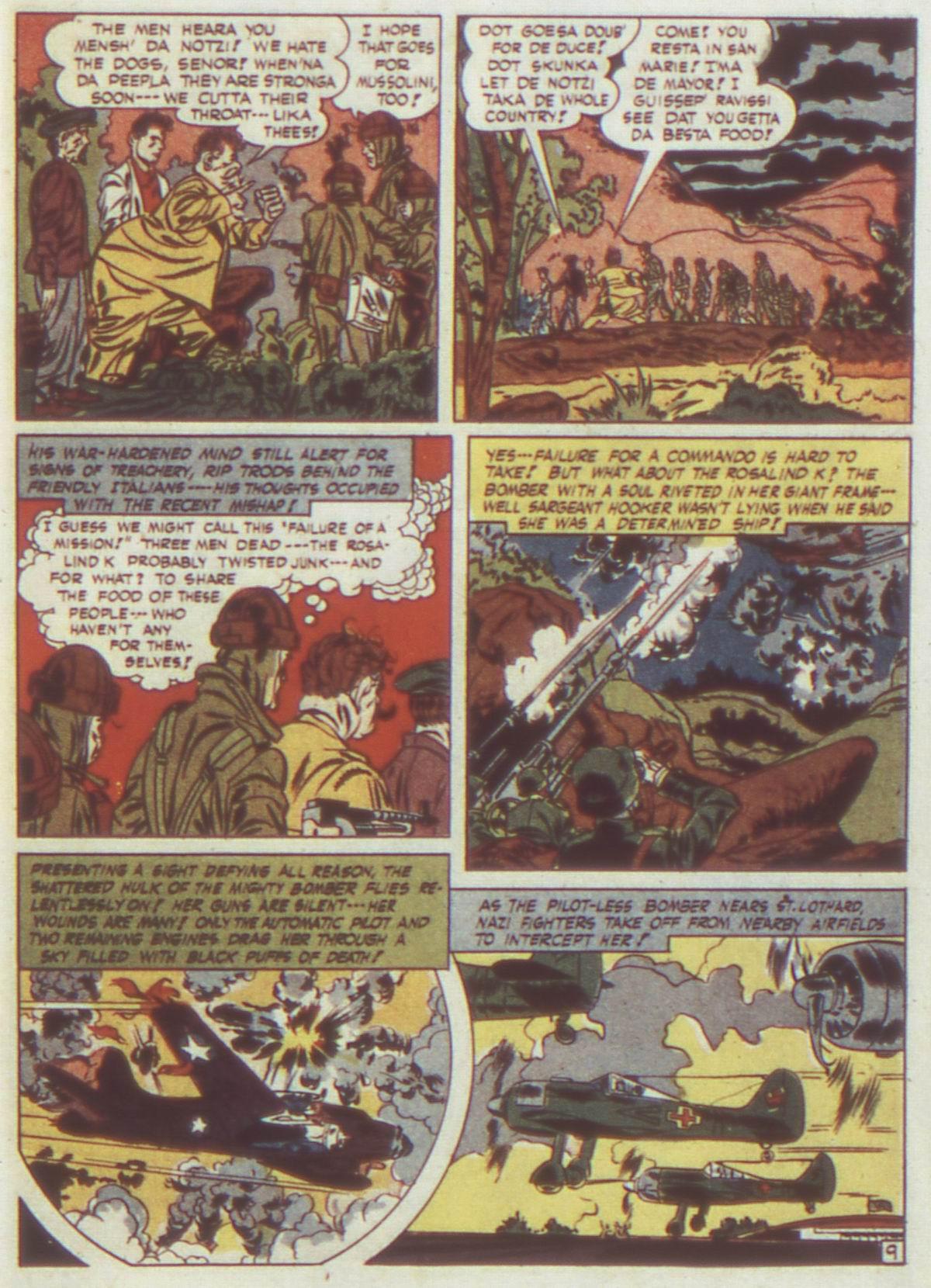 Read online Detective Comics (1937) comic -  Issue #82 - 55