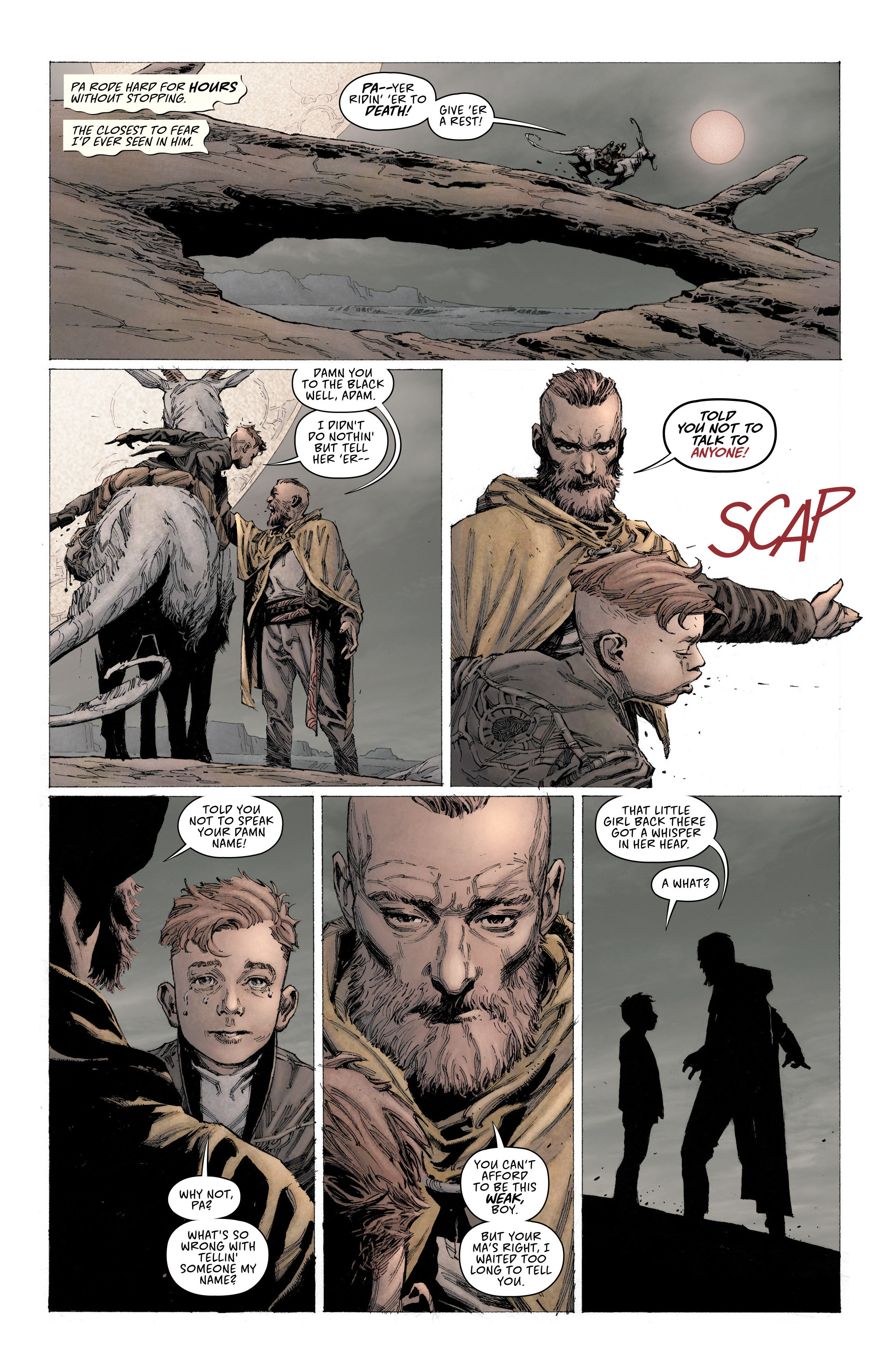 Read online Seven To Eternity comic -  Issue #2 - 8