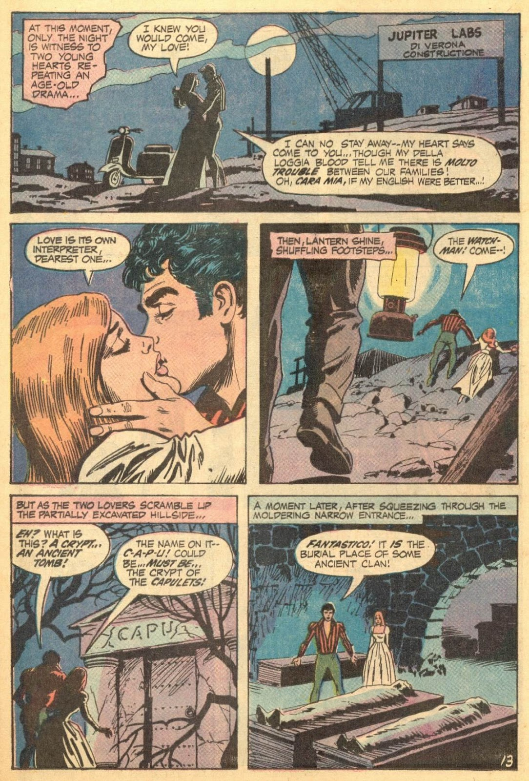 Teen Titans (1966) issue 35 - Page 16