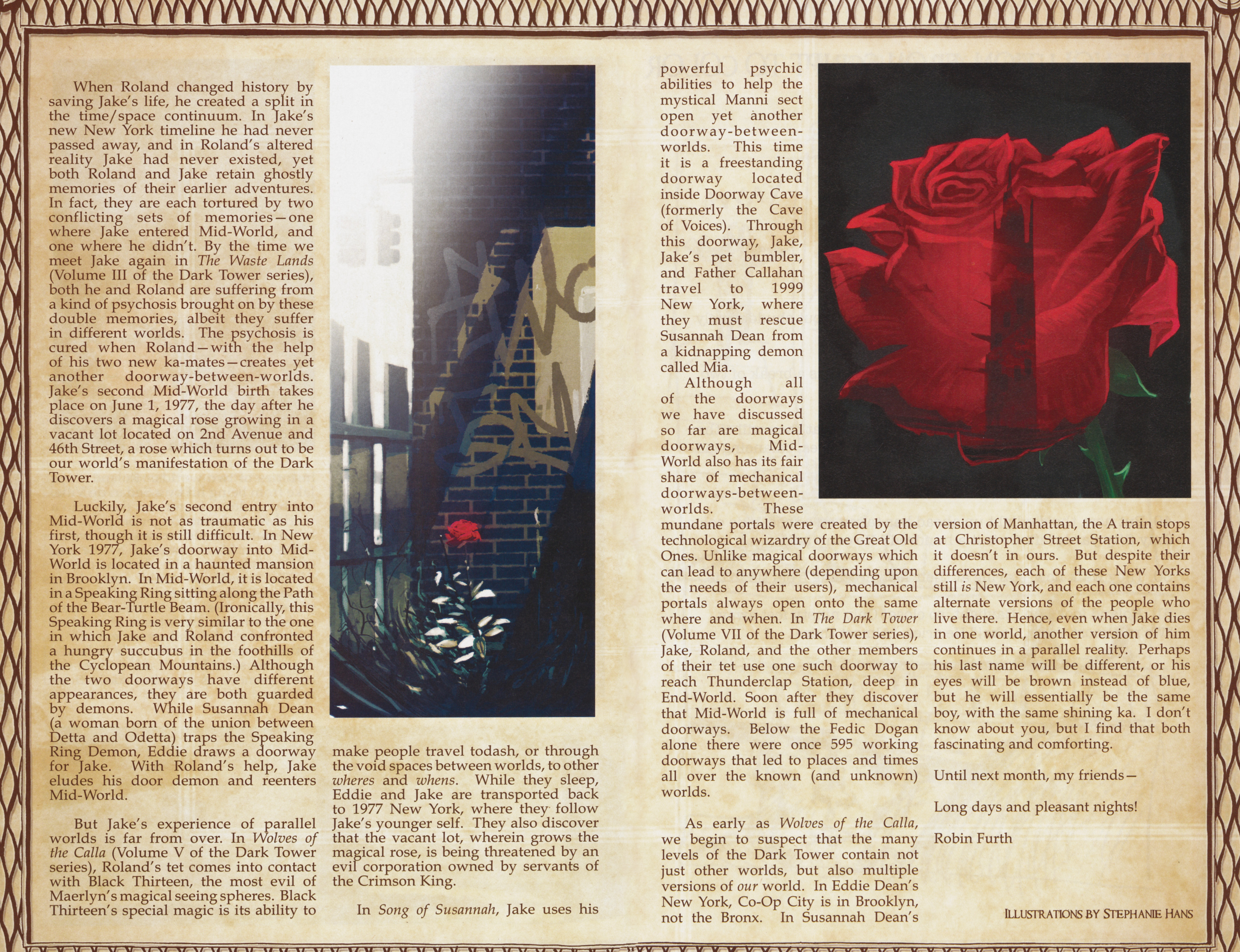 Read online Dark Tower: The Gunslinger - The Man in Black comic -  Issue #4 - 26