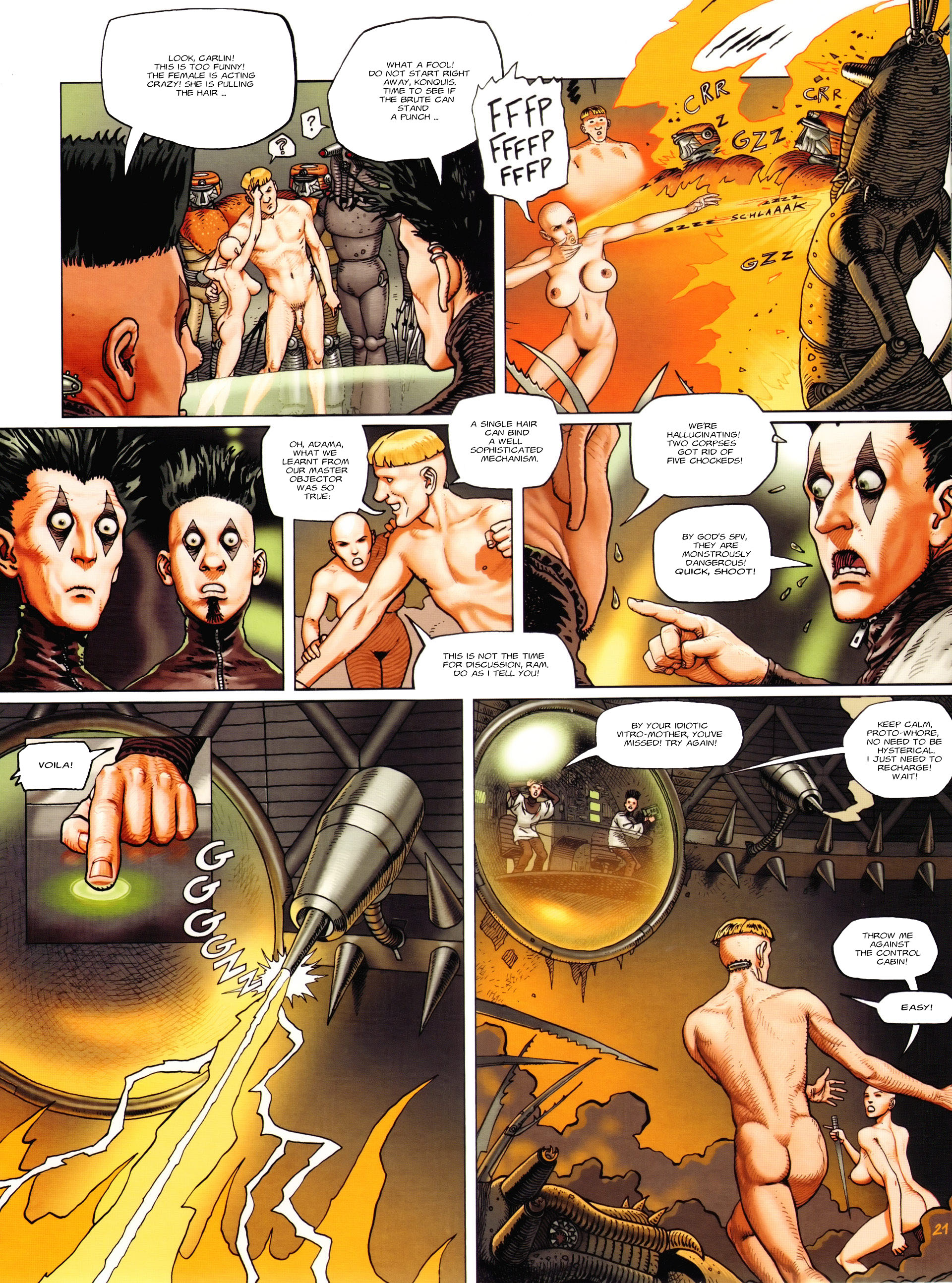 Read online Megalex (2014) comic -  Issue #3 - 24