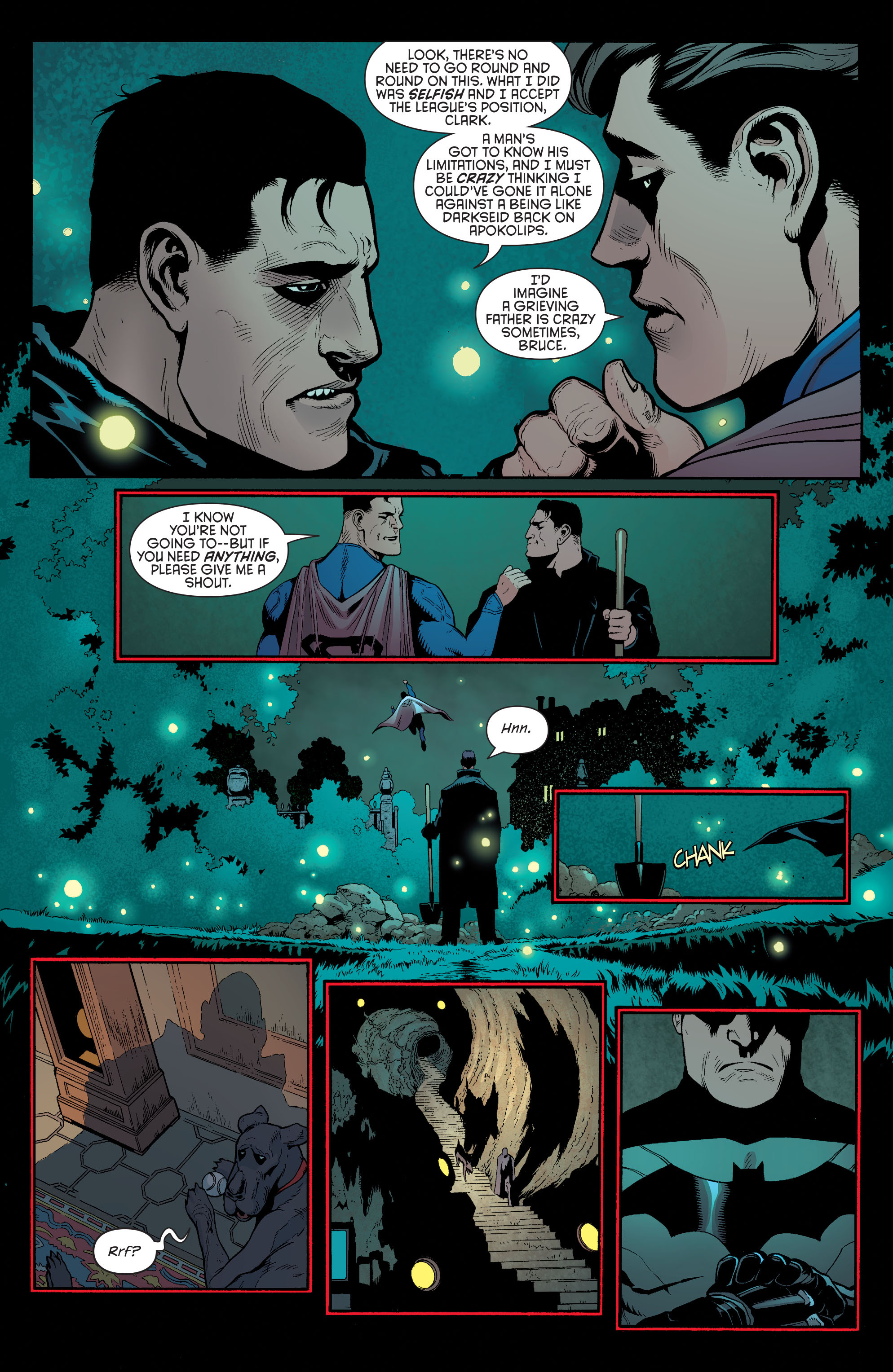 Read online Batman and Robin (2011) comic -  Issue #33 - 18