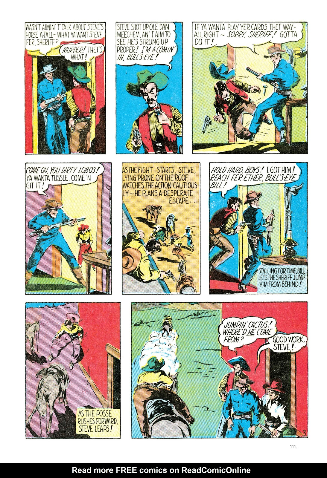 Read online The Bill Everett Archives comic -  Issue # TPB 1 (Part 2) - 11