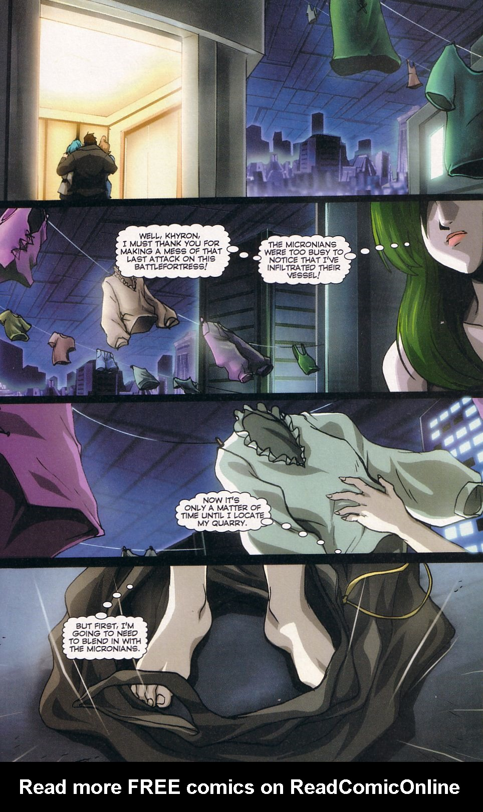 Read online Robotech: Love and War comic -  Issue #5 - 10