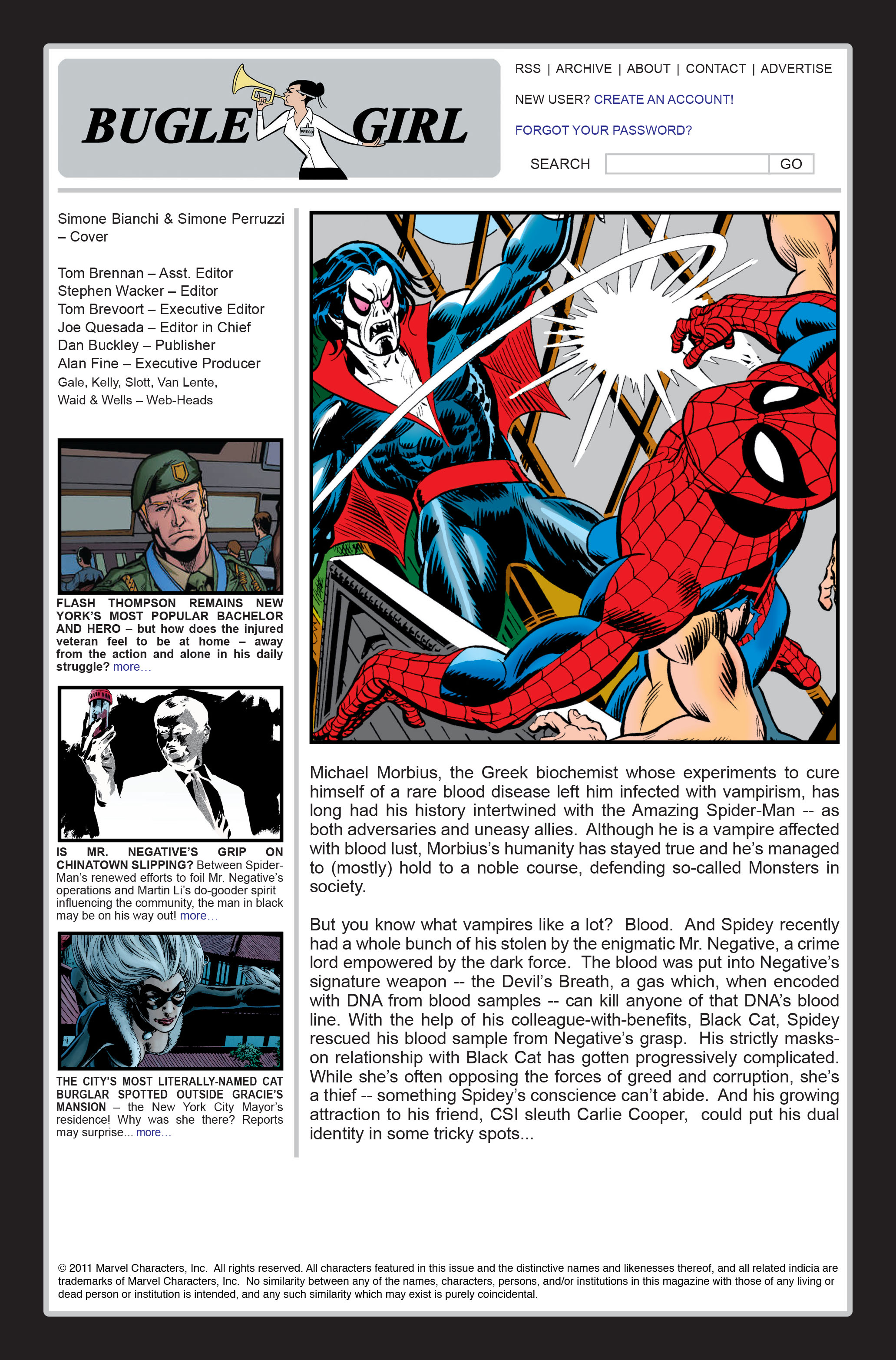 The Amazing Spider-Man (1963) 622 Page 1