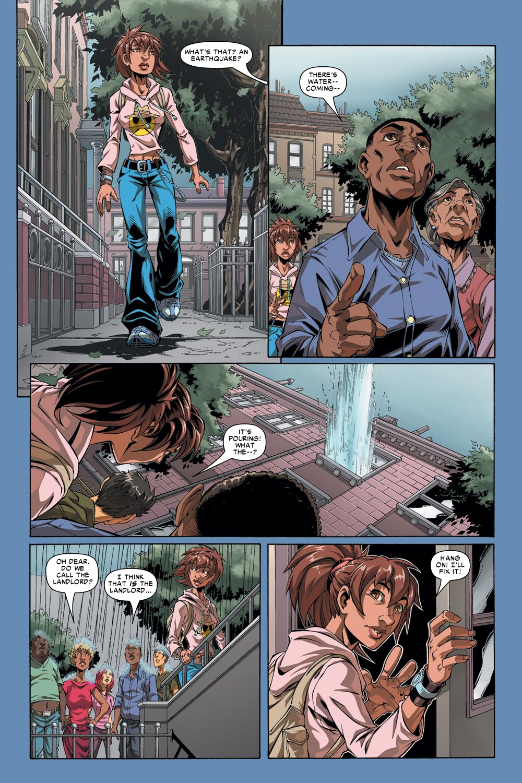 Read online Amazing Fantasy (2004) comic -  Issue #1 - 11