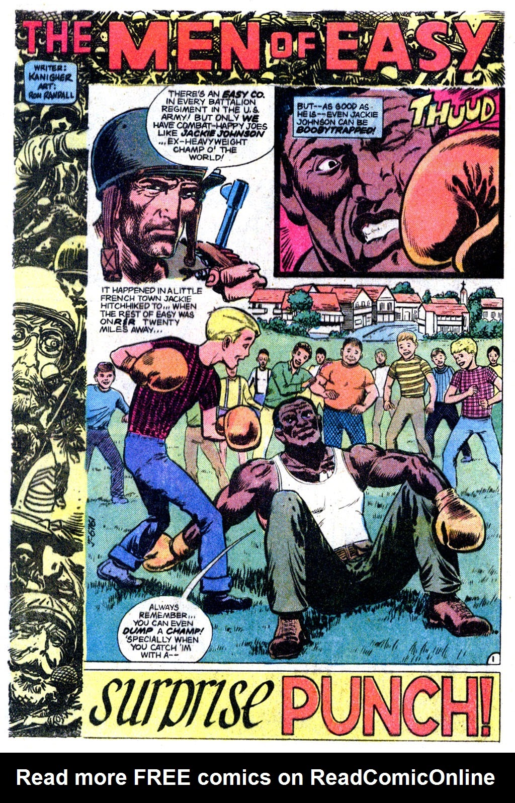 Read online Sgt. Rock comic -  Issue #358 - 26