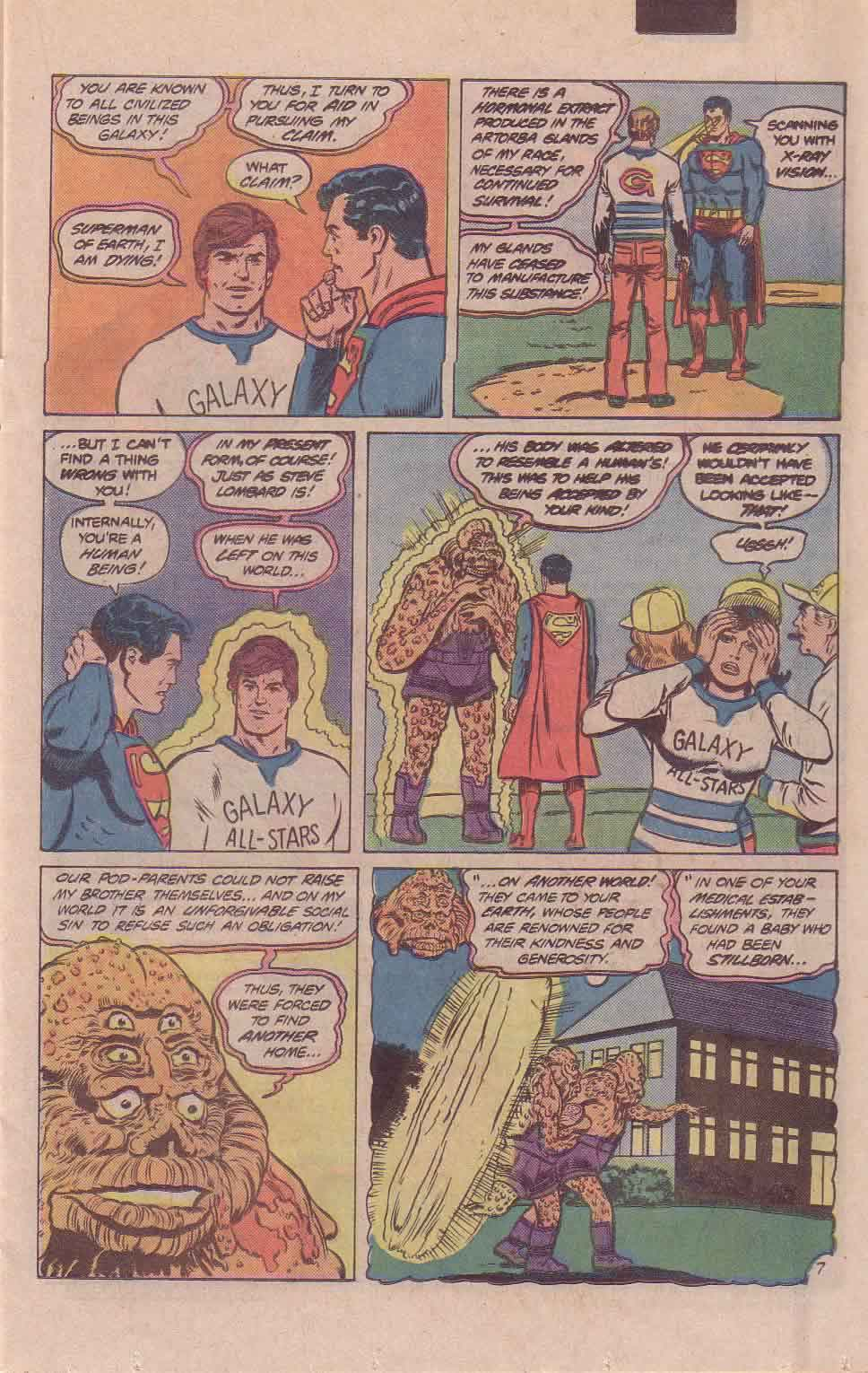 Read online Action Comics (1938) comic -  Issue #523 - 8