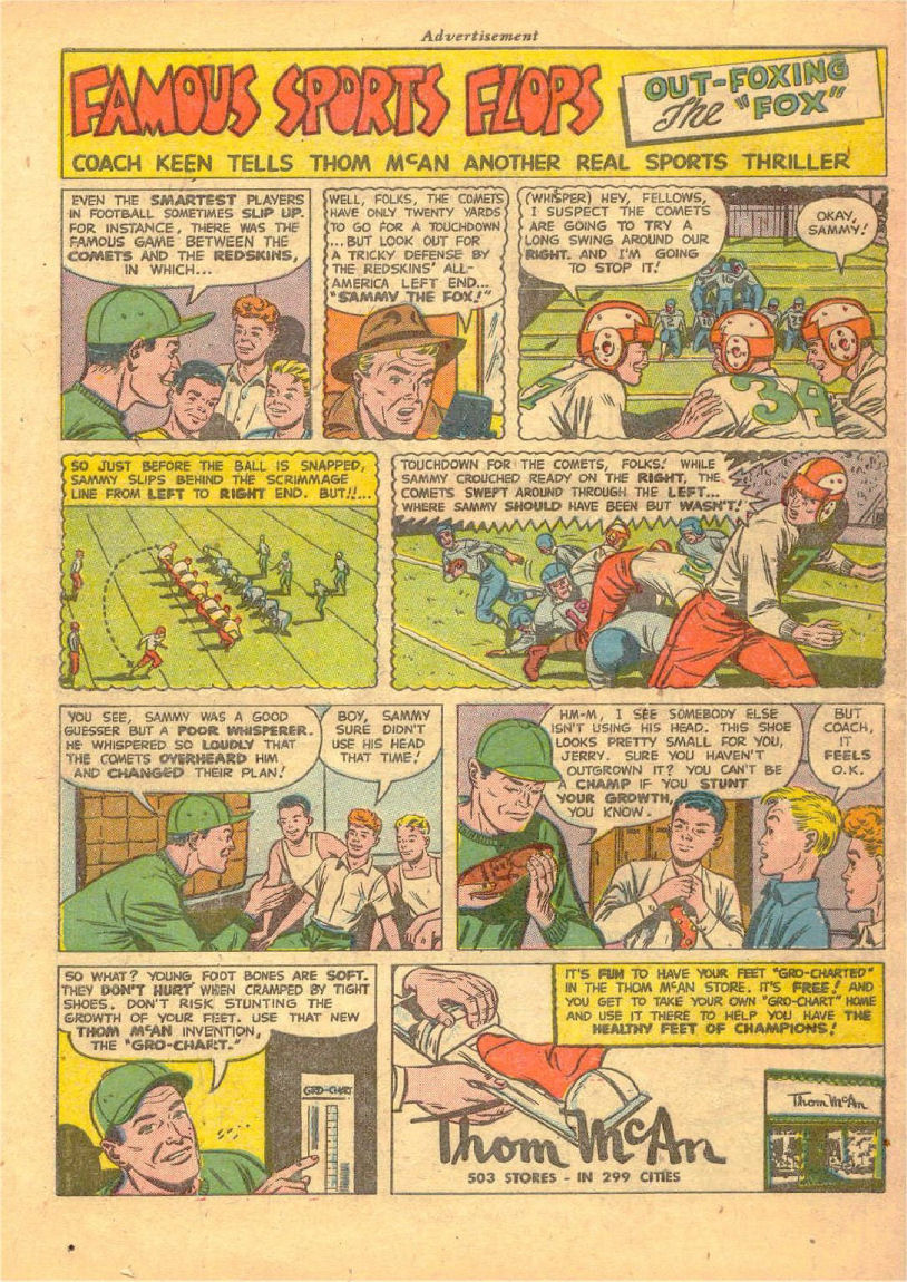 Read online Sensation (Mystery) Comics comic -  Issue #70 - 49