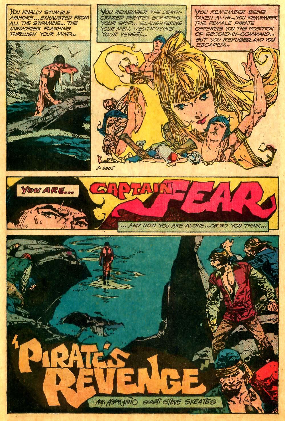 Read online Adventure Comics (1938) comic -  Issue #429 - 25
