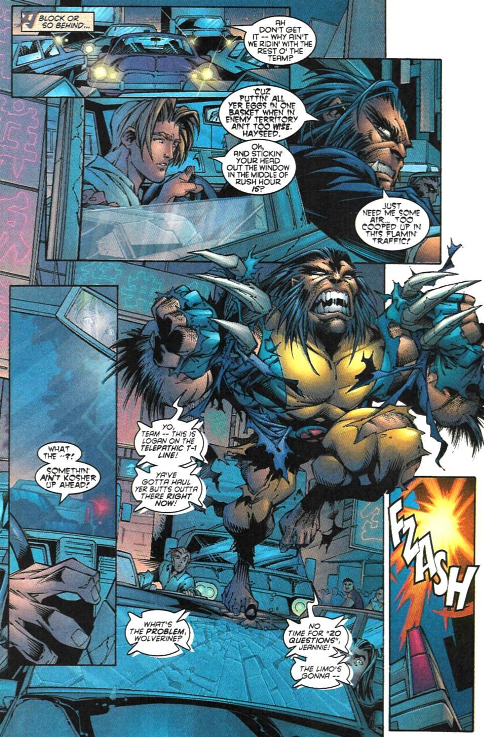 X-Men (1991) 62 Page 20