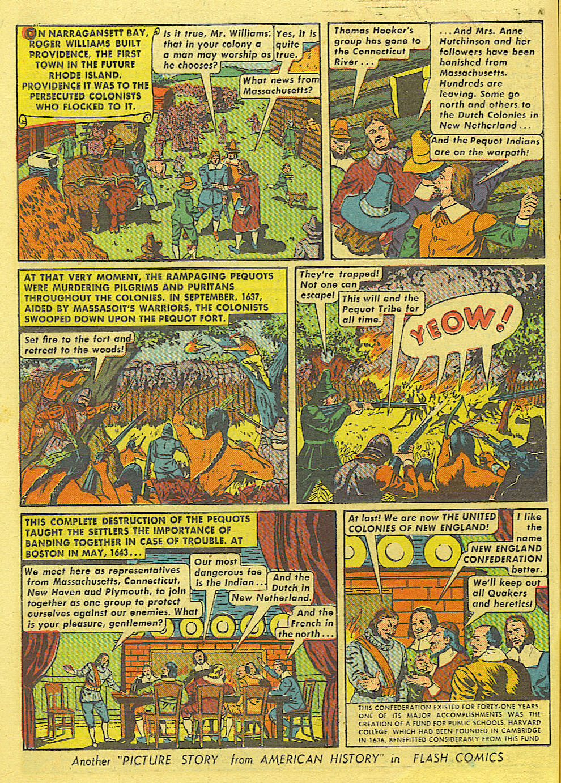 Read online Sensation (Mystery) Comics comic -  Issue #39 - 20