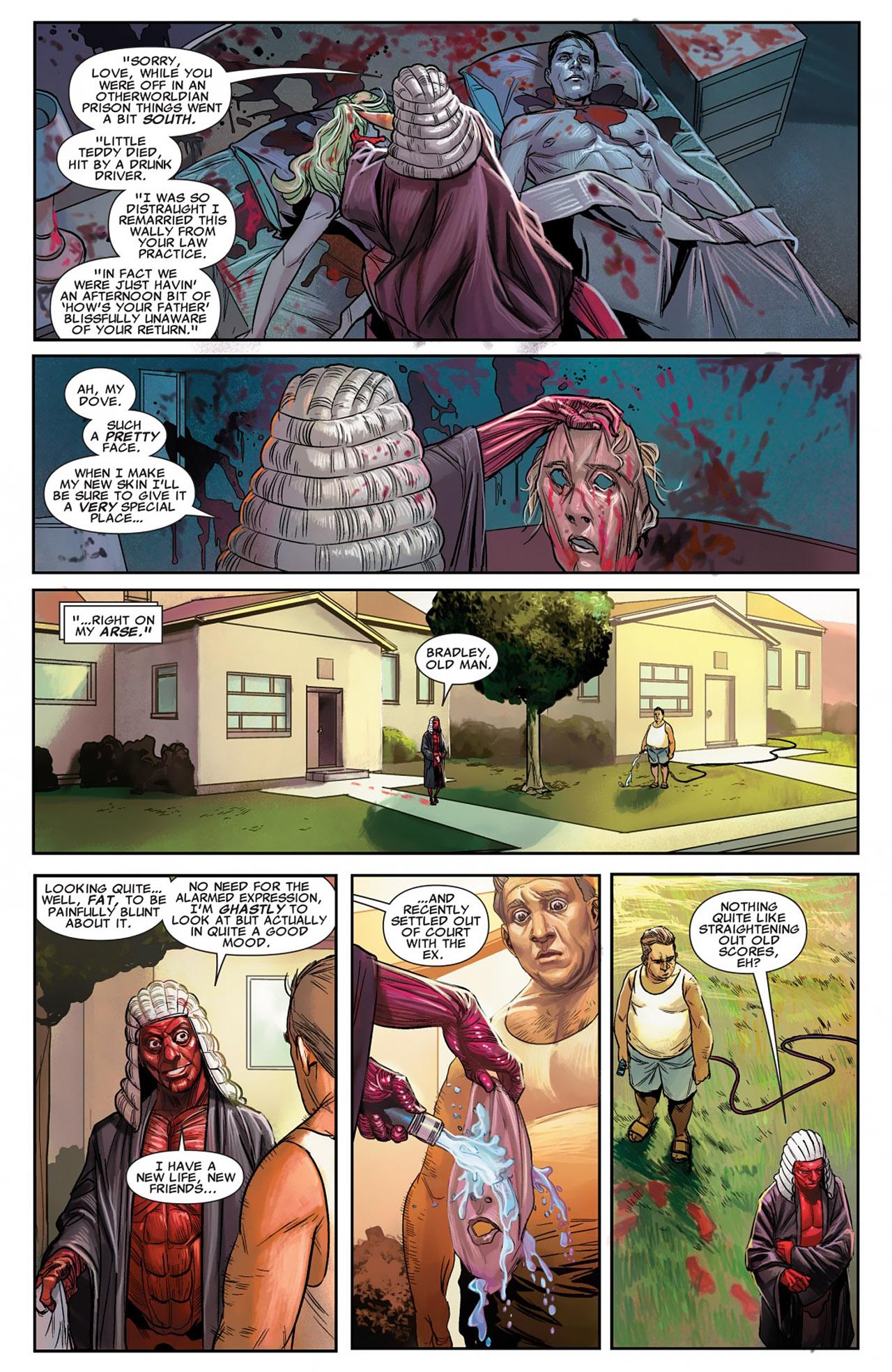 Uncanny X-Force (2010) #26 #28 - English 3