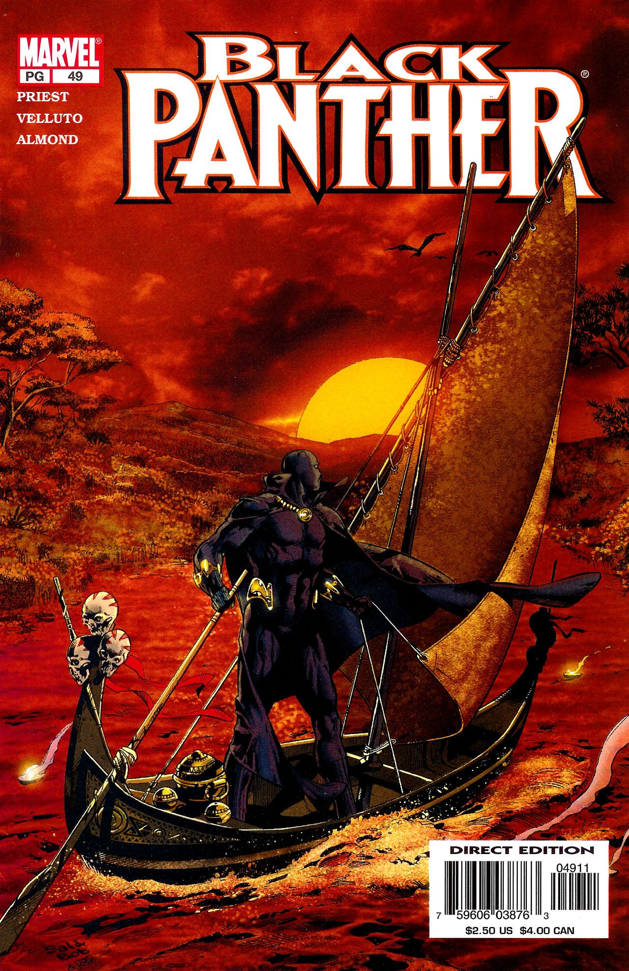 Black Panther (1998) 49 Page 1